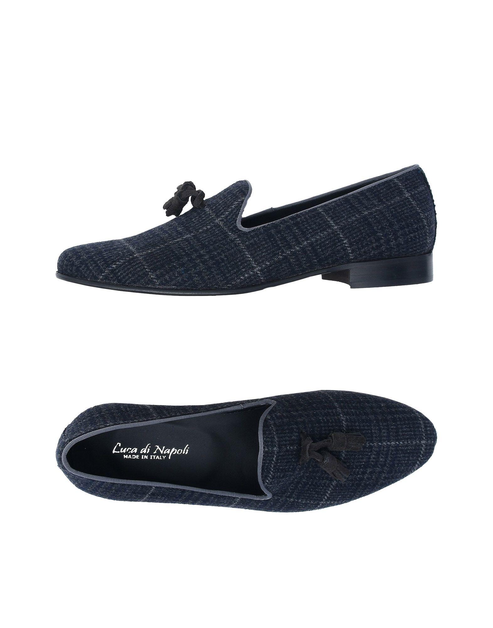 Luca Di Napoli Mokassins Herren  11515078KL Neue Schuhe