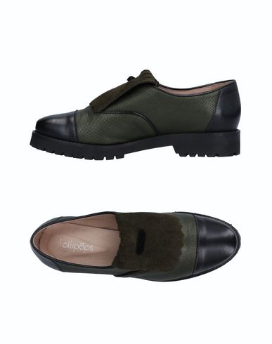 Zapato De Cordones Cordones De Lollipops Mujer - Zapatos De Cordones Lollipops - 11515087NB Verde militar 60cacf