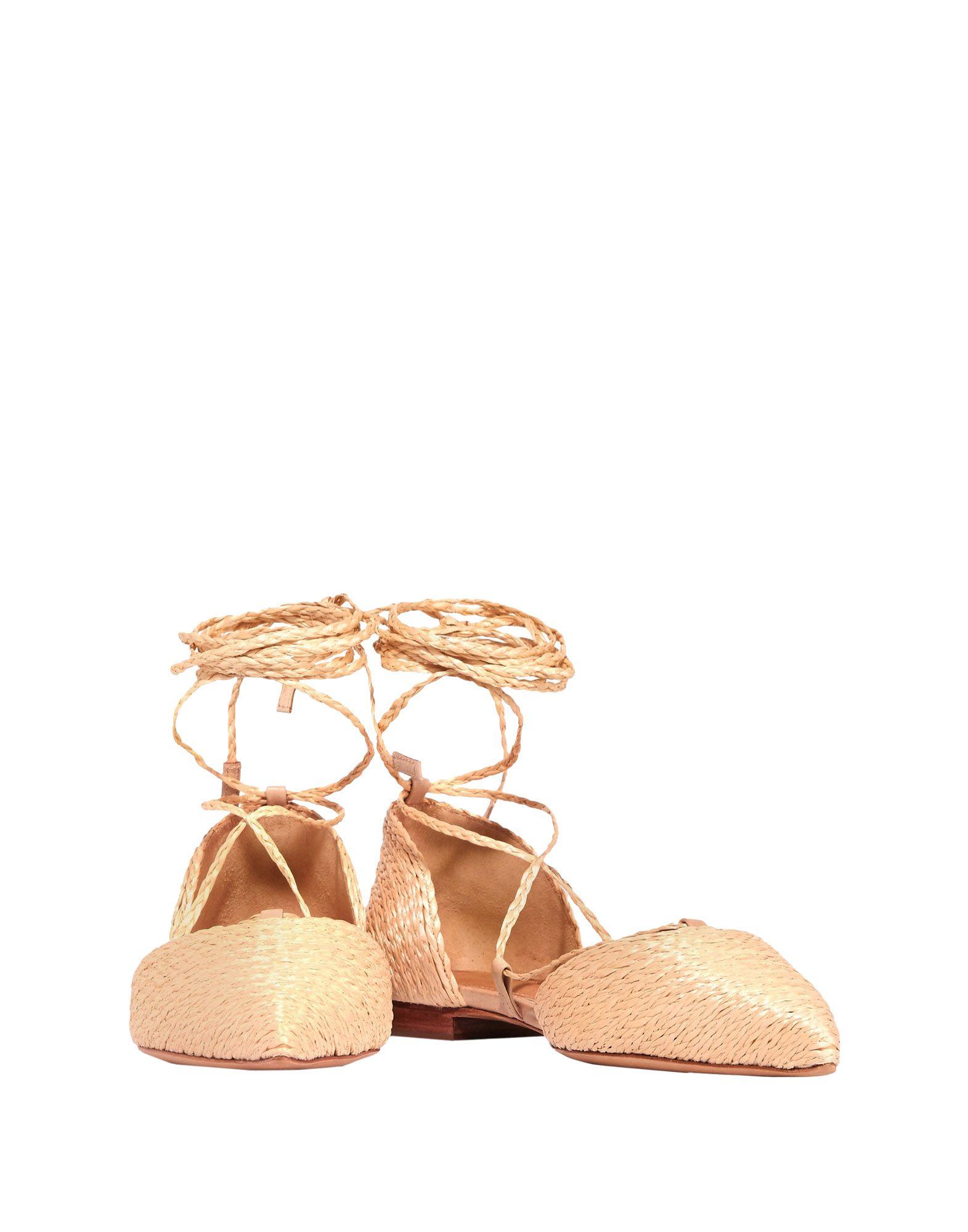 Moda Ballerine Schutz Donna - 11515107WN