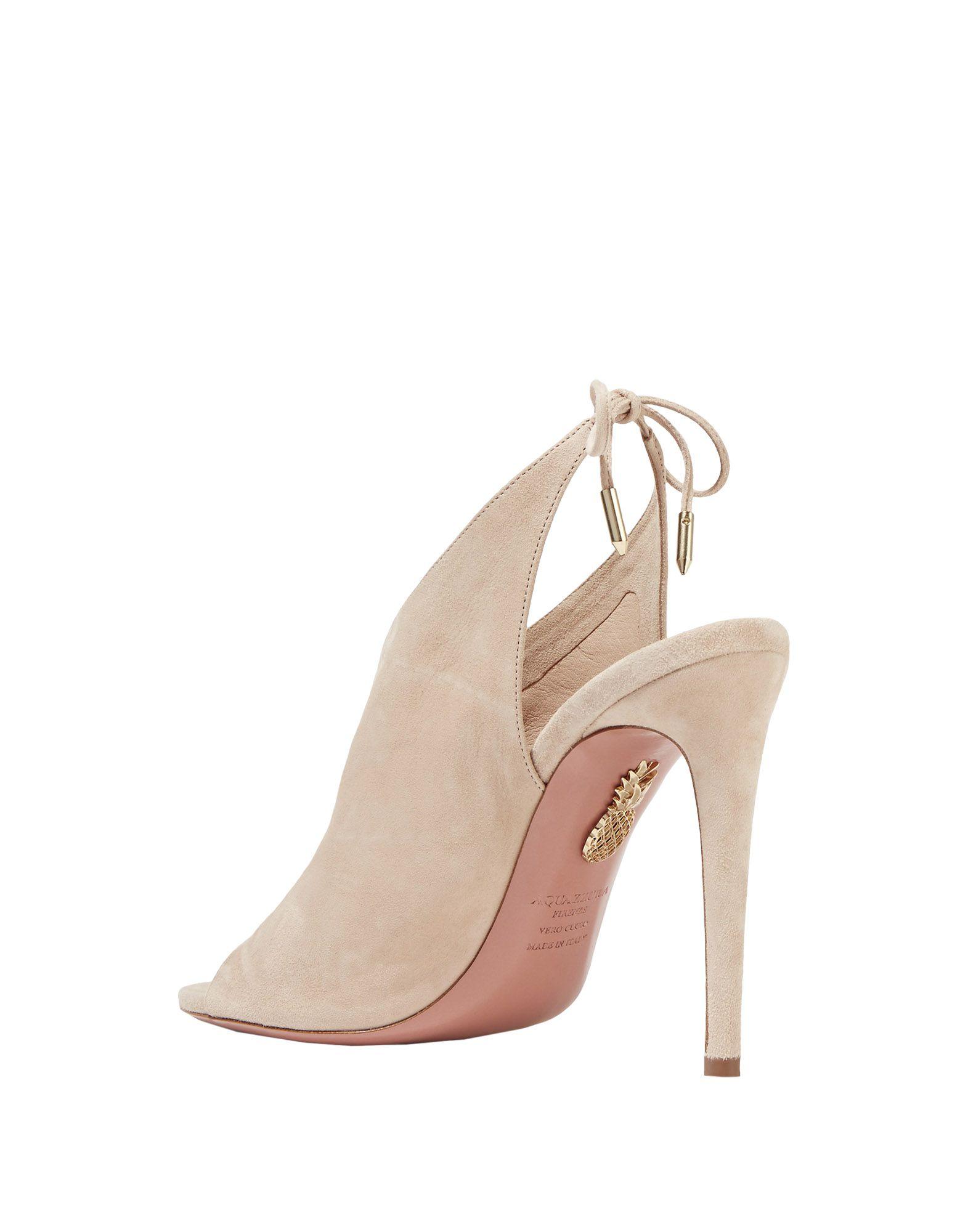 Aquazzura Sandalen Damen  11515179UPGut aussehende strapazierfähige Schuhe