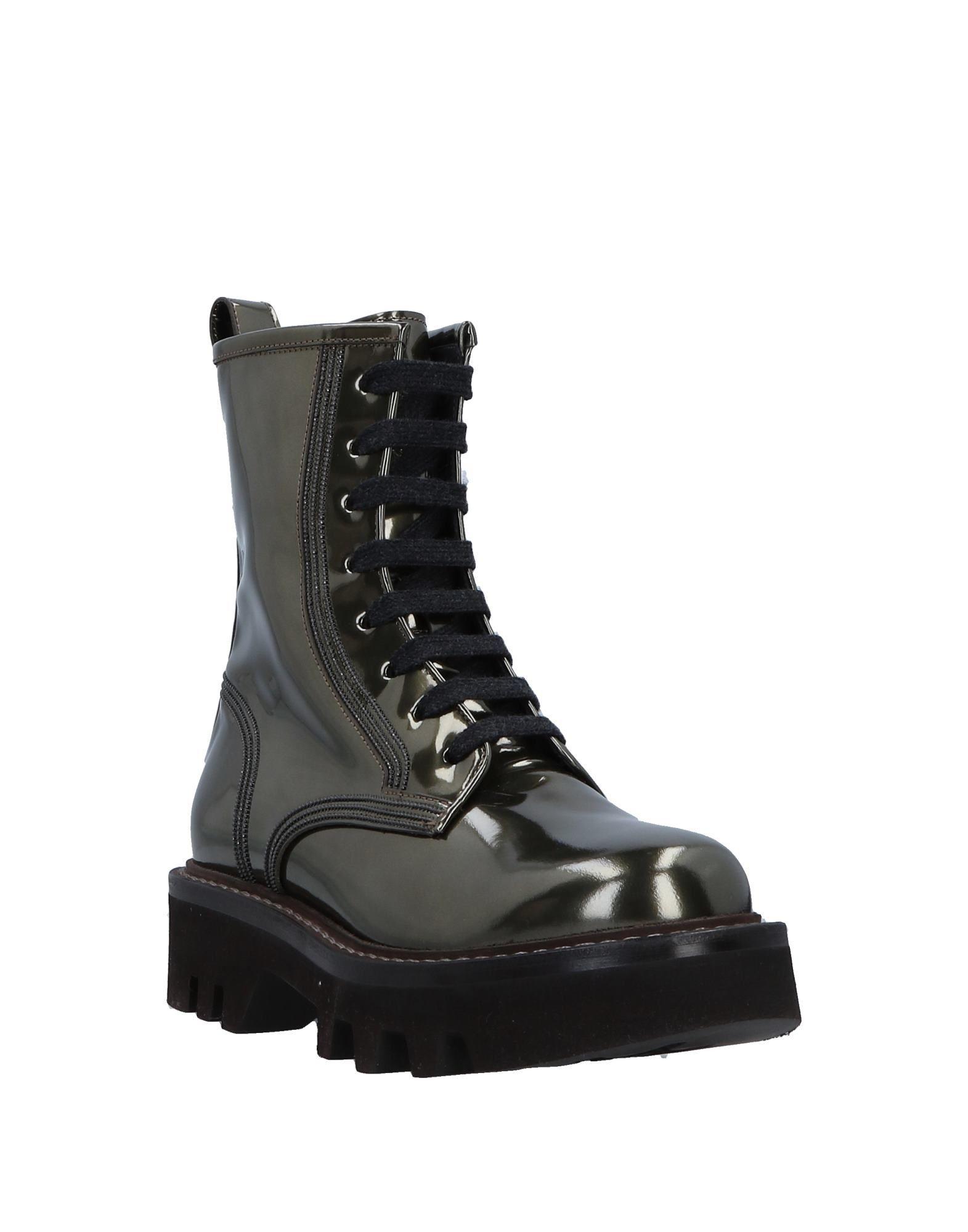 Brunello 11515192VR Cucinelli Stiefelette Damen  11515192VR Brunello Neue Schuhe ab8d5e