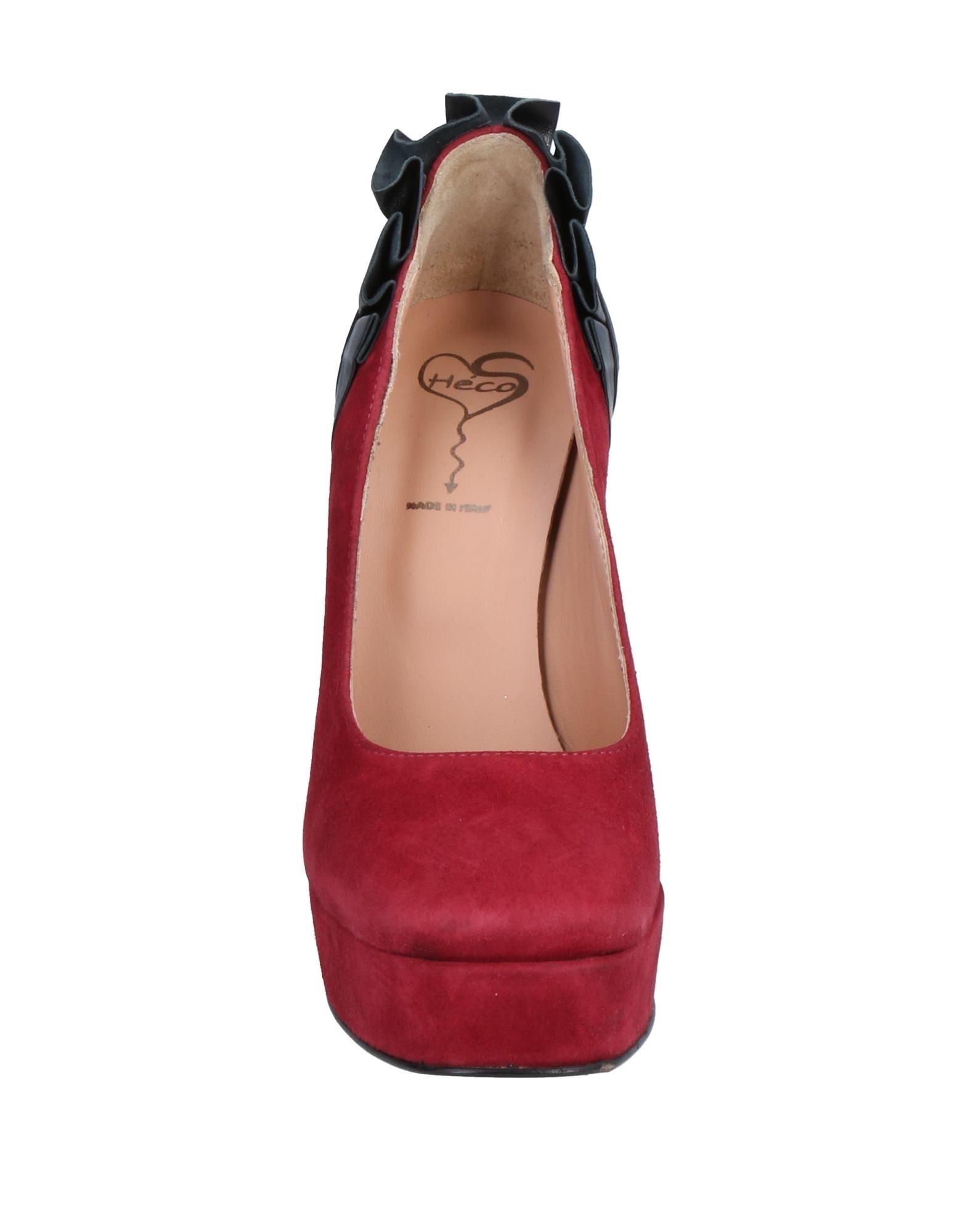Stilvolle billige Schuhe Damen Hécos Pumps Damen Schuhe  11515193PT 3a8f88