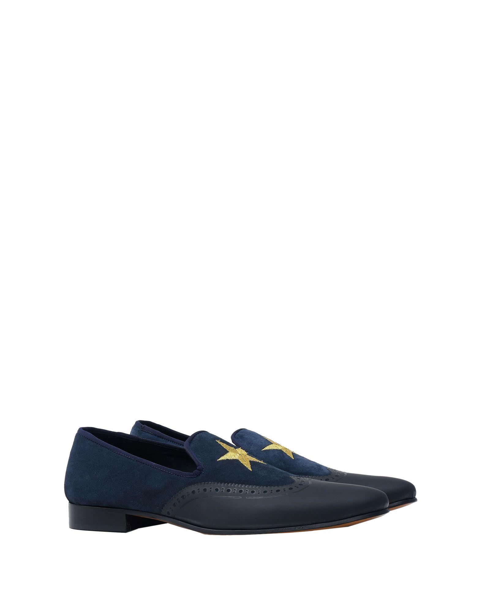 Luca Di Napoli Napoli Napoli Loafers - Men Luca Di Napoli Loafers online on  United Kingdom - 11515227CP ad2b5f