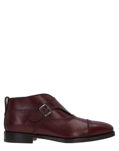 Zapatos especiales para hombres y mujeres Botín Salvatore Ferragamo Hombre - Botines Salvatore Ferragamo - 11515304CI Burdeos