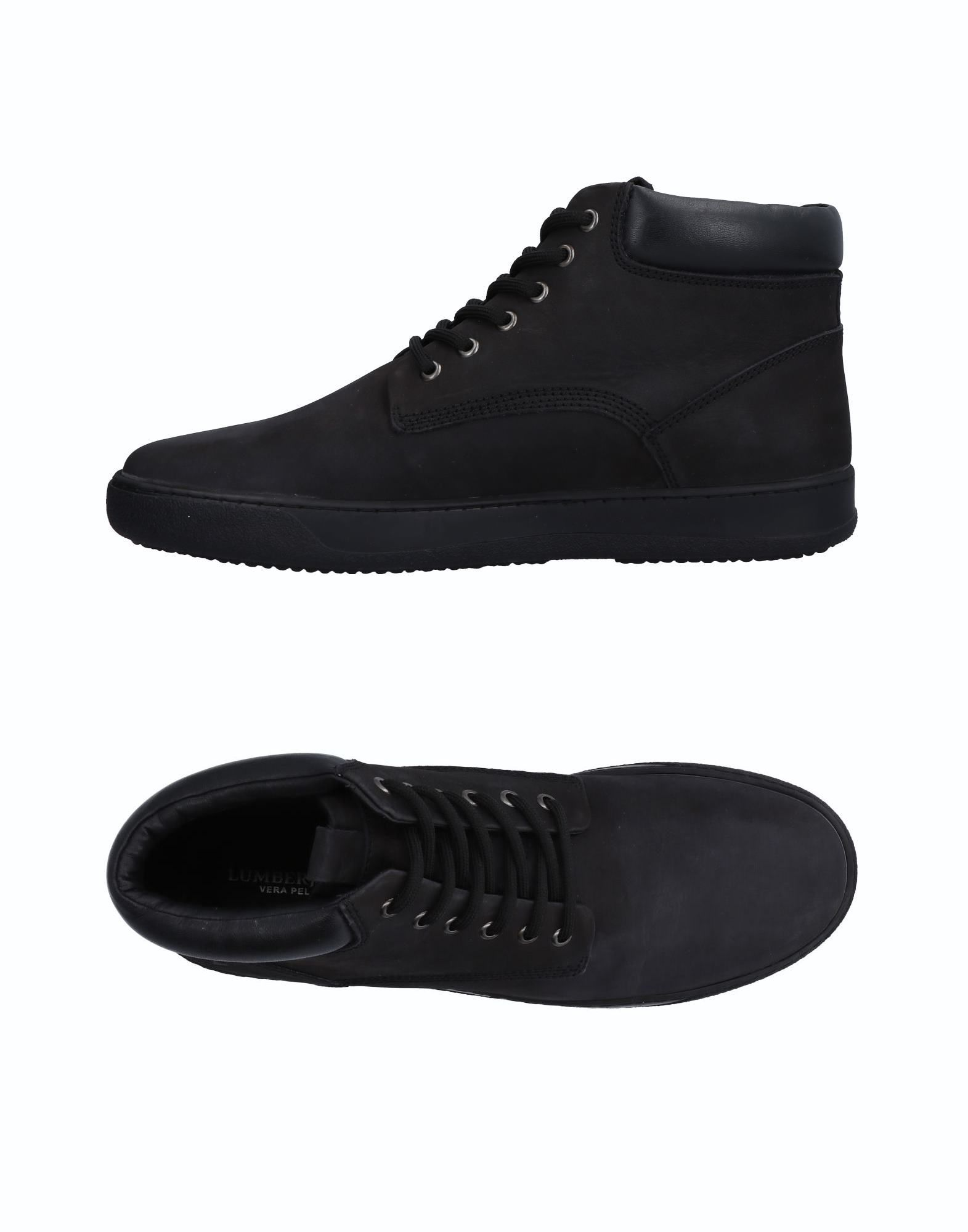 Rabatt echte Schuhe Lumberjack Sneakers Herren  11515367GJ