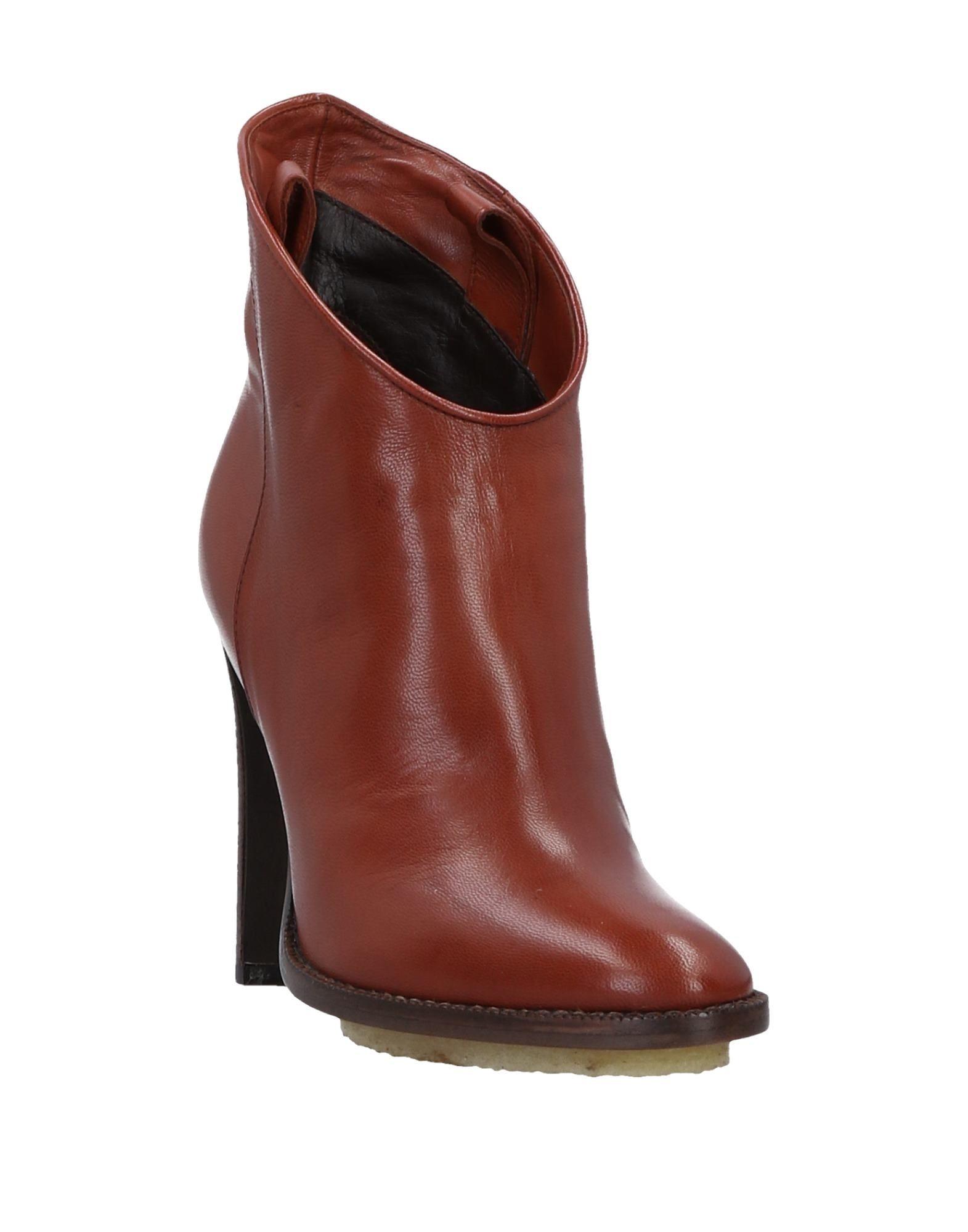 Rodolphe Menudier Stiefelette Damen Schuhe  11515400NWGünstige gut aussehende Schuhe Damen e055f9