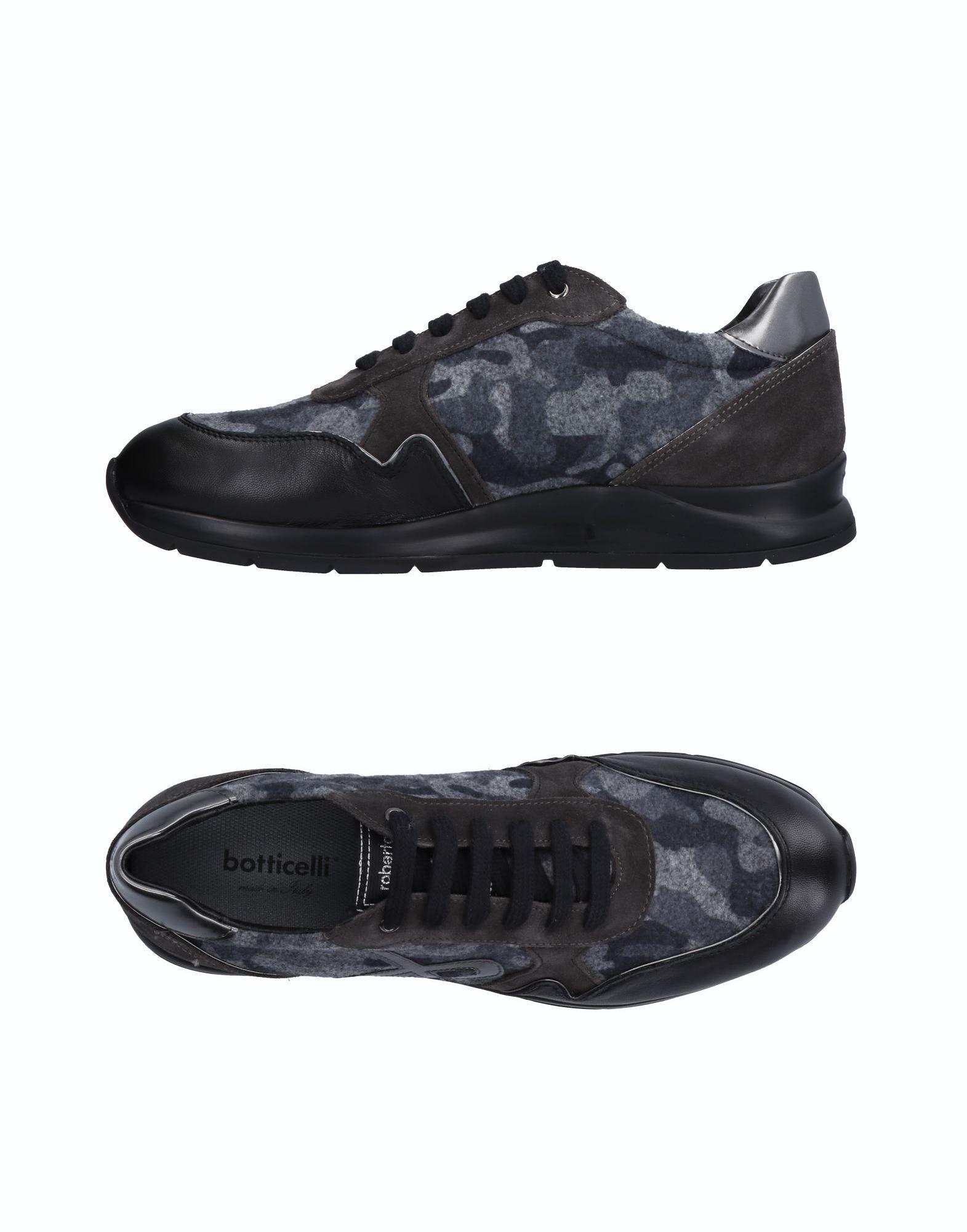 Rabatt echte Schuhe Roberto Botticelli Sneakers Herren  11515432KH
