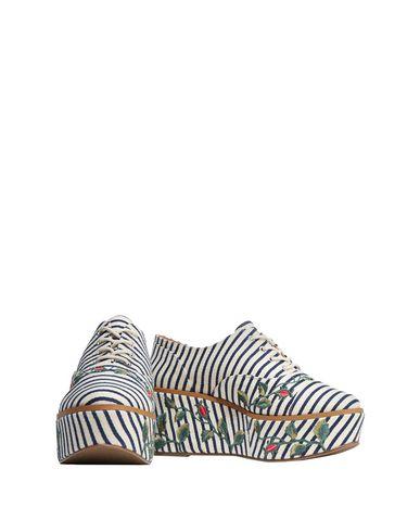 Zapatos de hombre y mujer de promoción por tiempo limitado Zapato De Cordones Schutz Mujer - Zapatos De Cordones Schutz - 11515437DA Azul marino