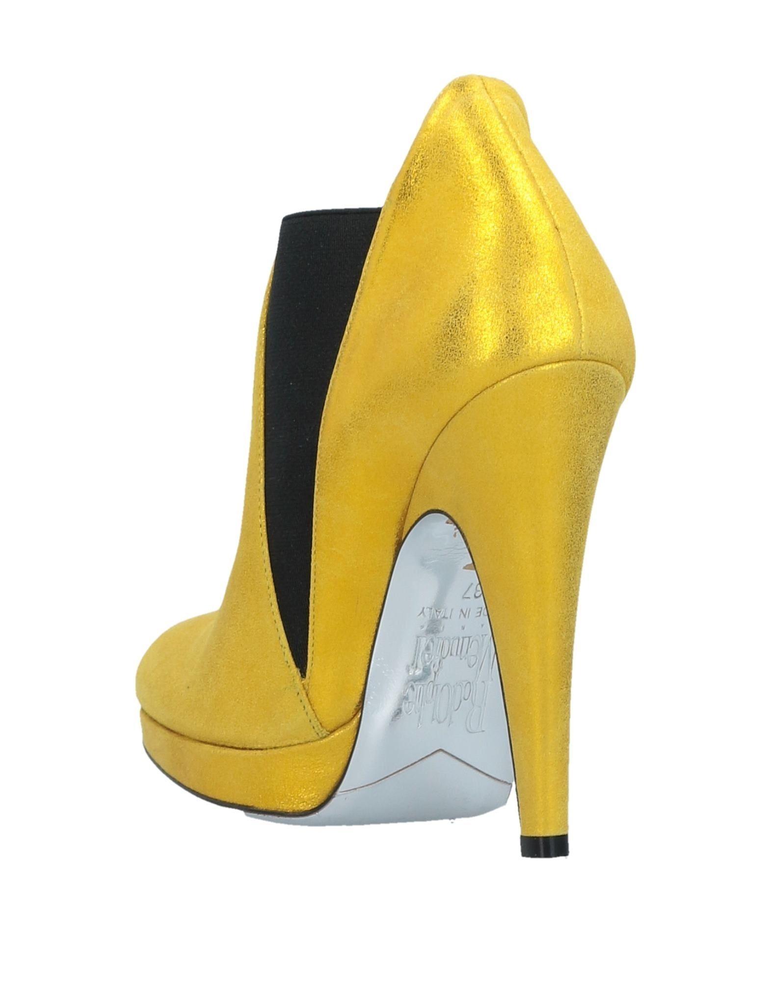 Stilvolle Stiefelette billige Schuhe Rodolphe Menudier Stiefelette Stilvolle Damen  11515438UH 06462a