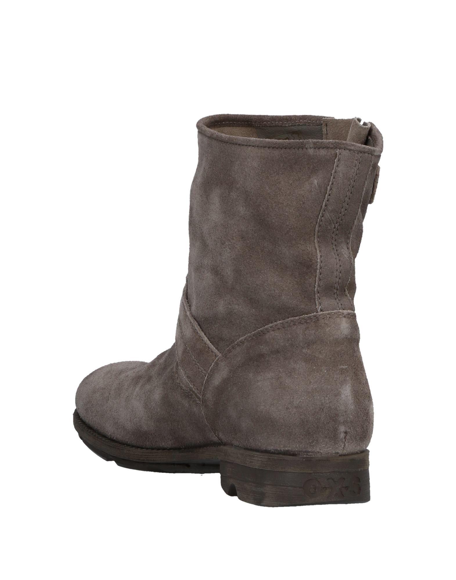 Gut um Stiefelette billige Schuhe zu tragenO.X.S. Stiefelette um Damen  11515469MR 3fb512