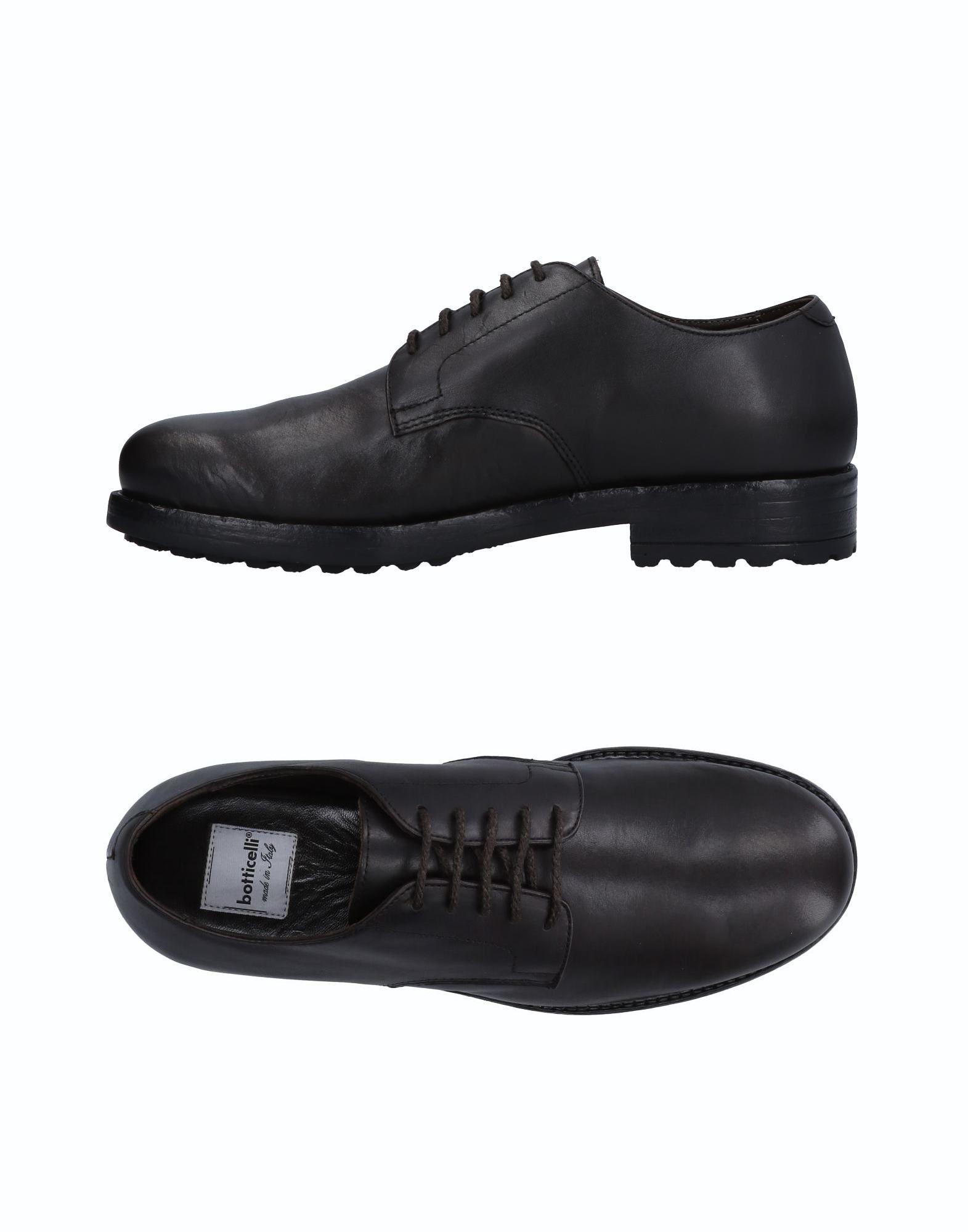 Rabatt echte Schuhe Roberto Botticelli Schnürschuhe Herren  11515475IG