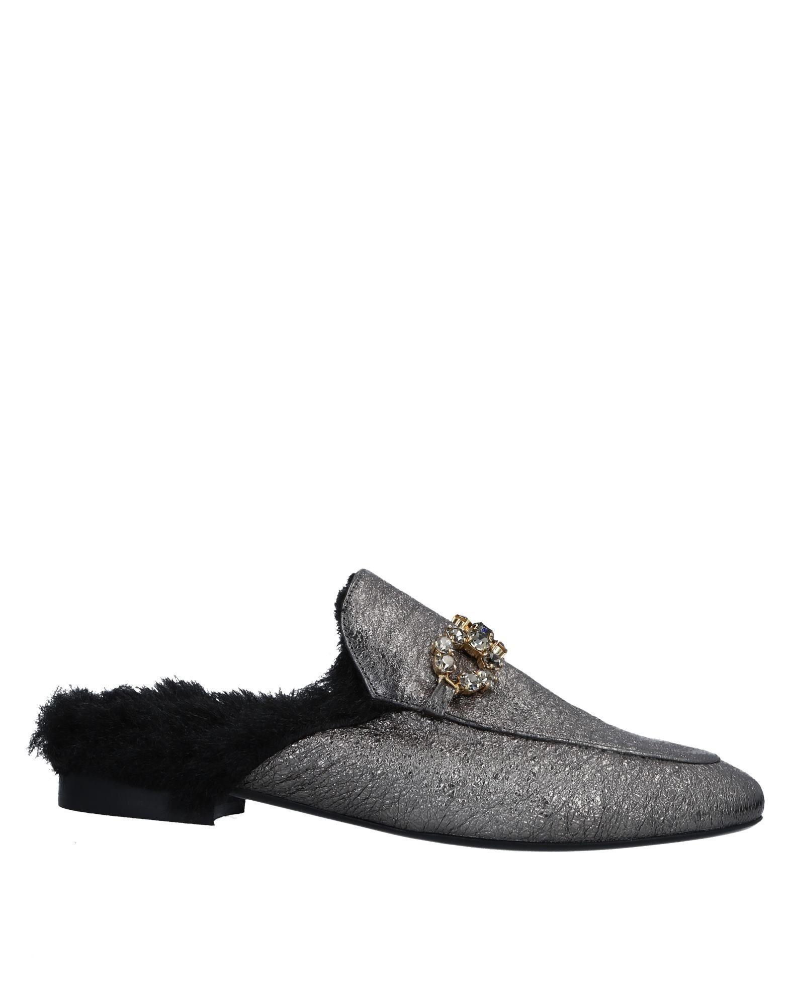 Emanuela Caruso Damen Capri Pantoletten Damen Caruso  11515523DC Neue Schuhe 74f1d6