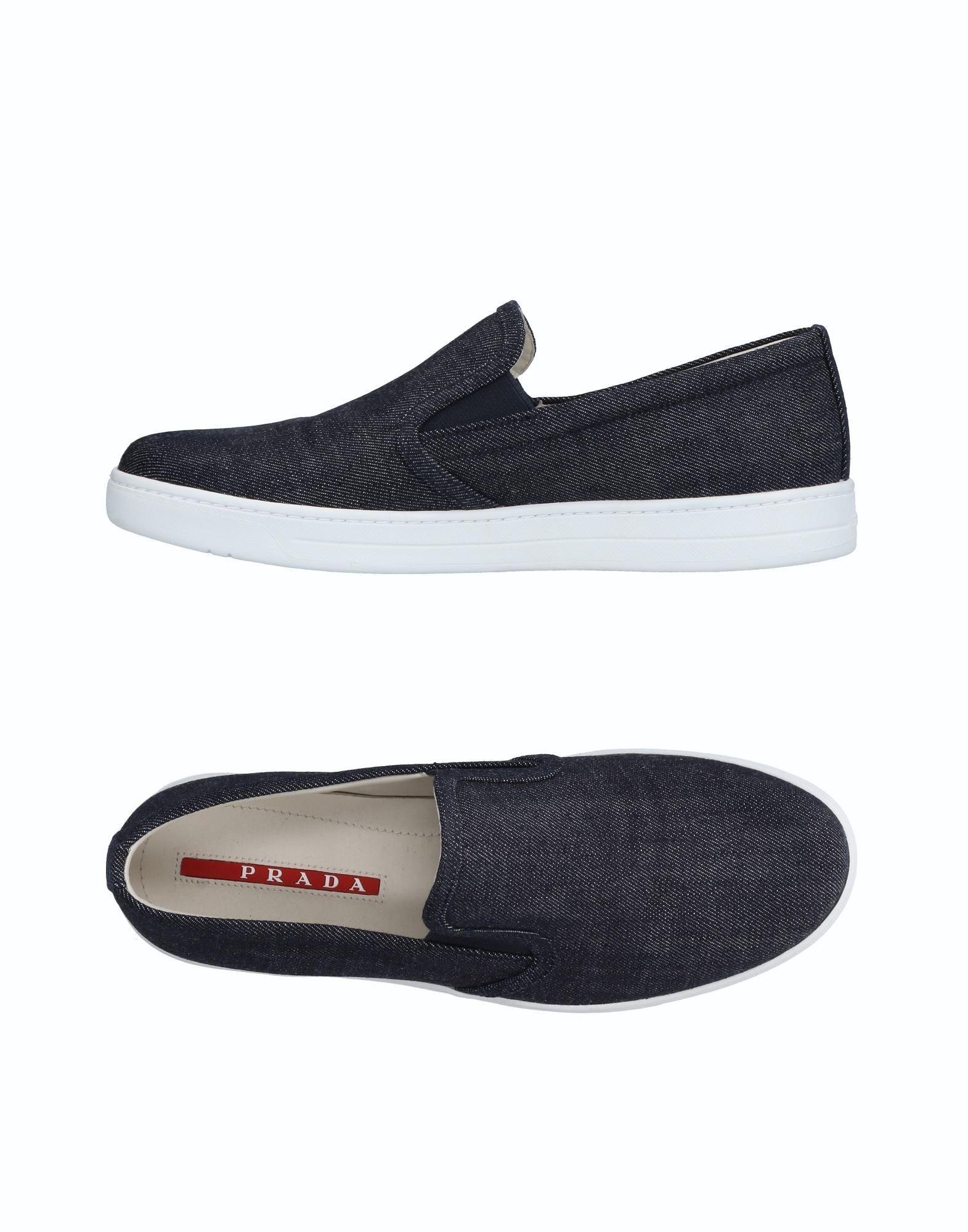 Scarpe economiche e Prada resistenti Sneakers Prada e Sport Uomo 1e0223
