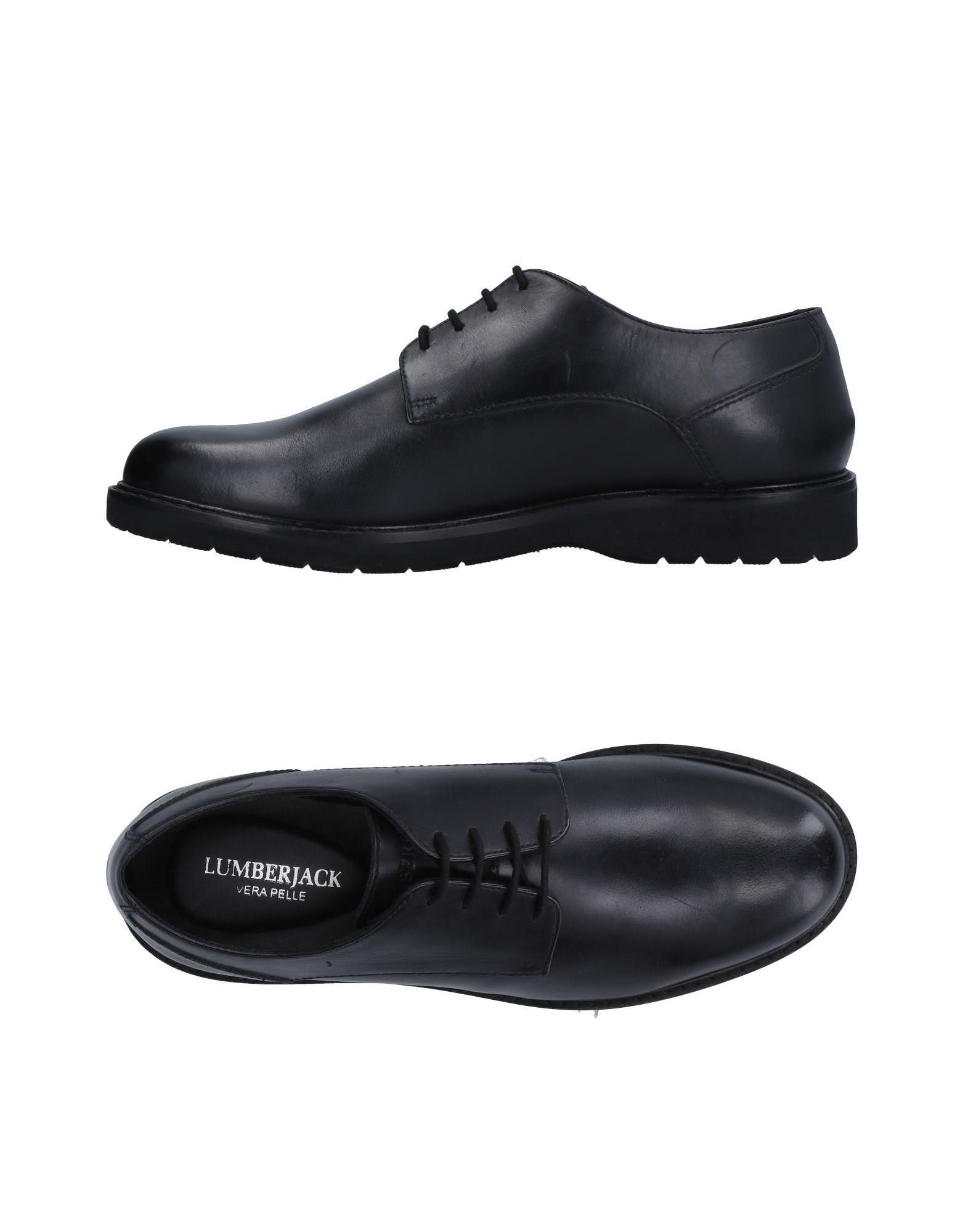 Rabatt echte Schuhe Lumberjack Schnürschuhe Herren  11515602CT