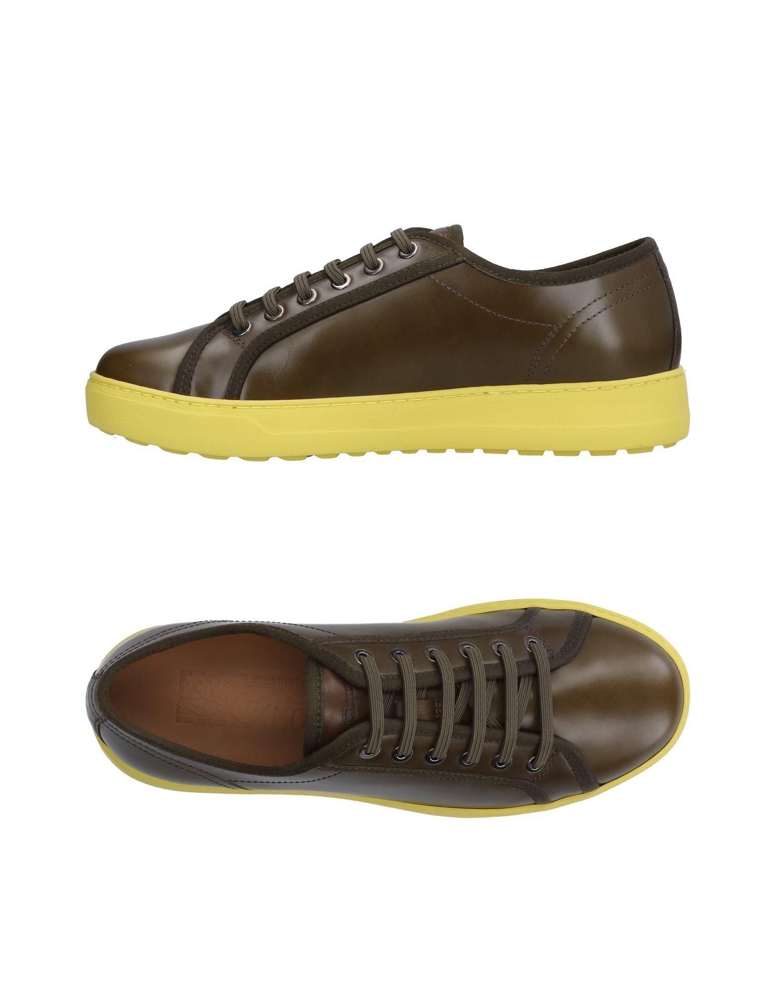 Salvatore Ferragamo Ferragamo Salvatore Sneakers Herren  11515632WP 769883