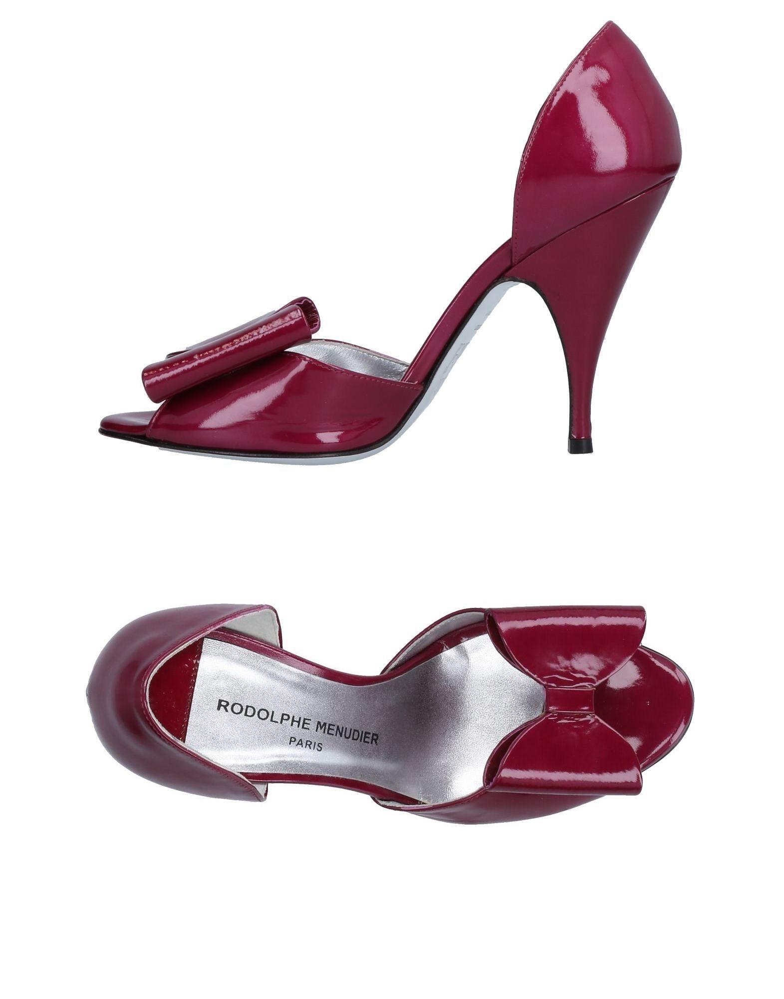Rodolphe Menudier Sandalen Damen  11515683TGGut aussehende strapazierfähige Schuhe
