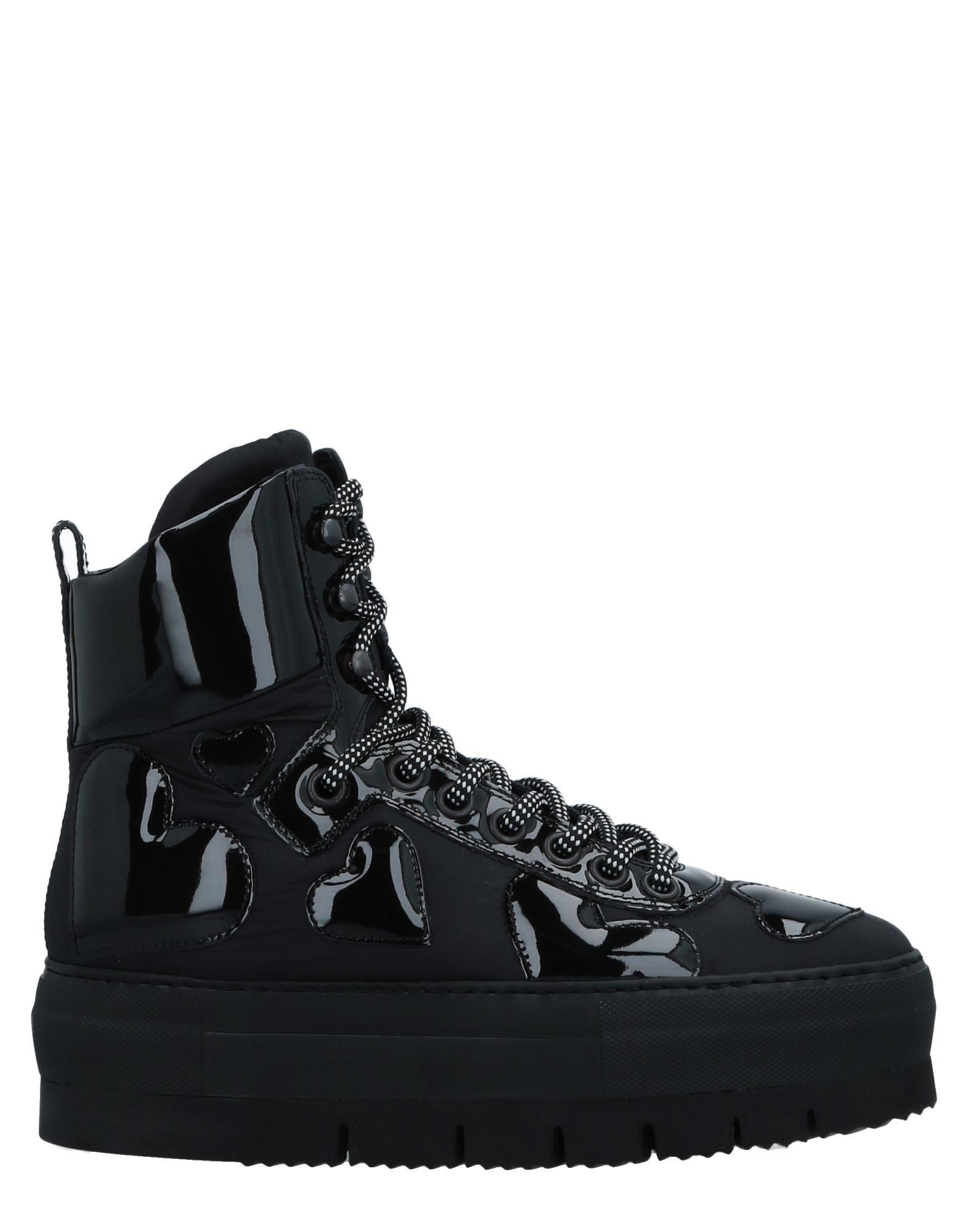 Rabatt Schuhe Philippe Model Stiefelette Damen  11515805FI