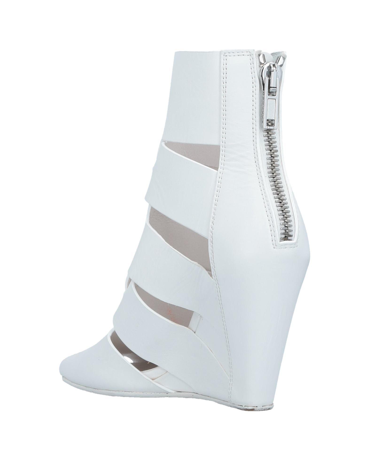 Rick Owens Stiefelette aussehende Damen  11515886JIGünstige gut aussehende Stiefelette Schuhe 43489f