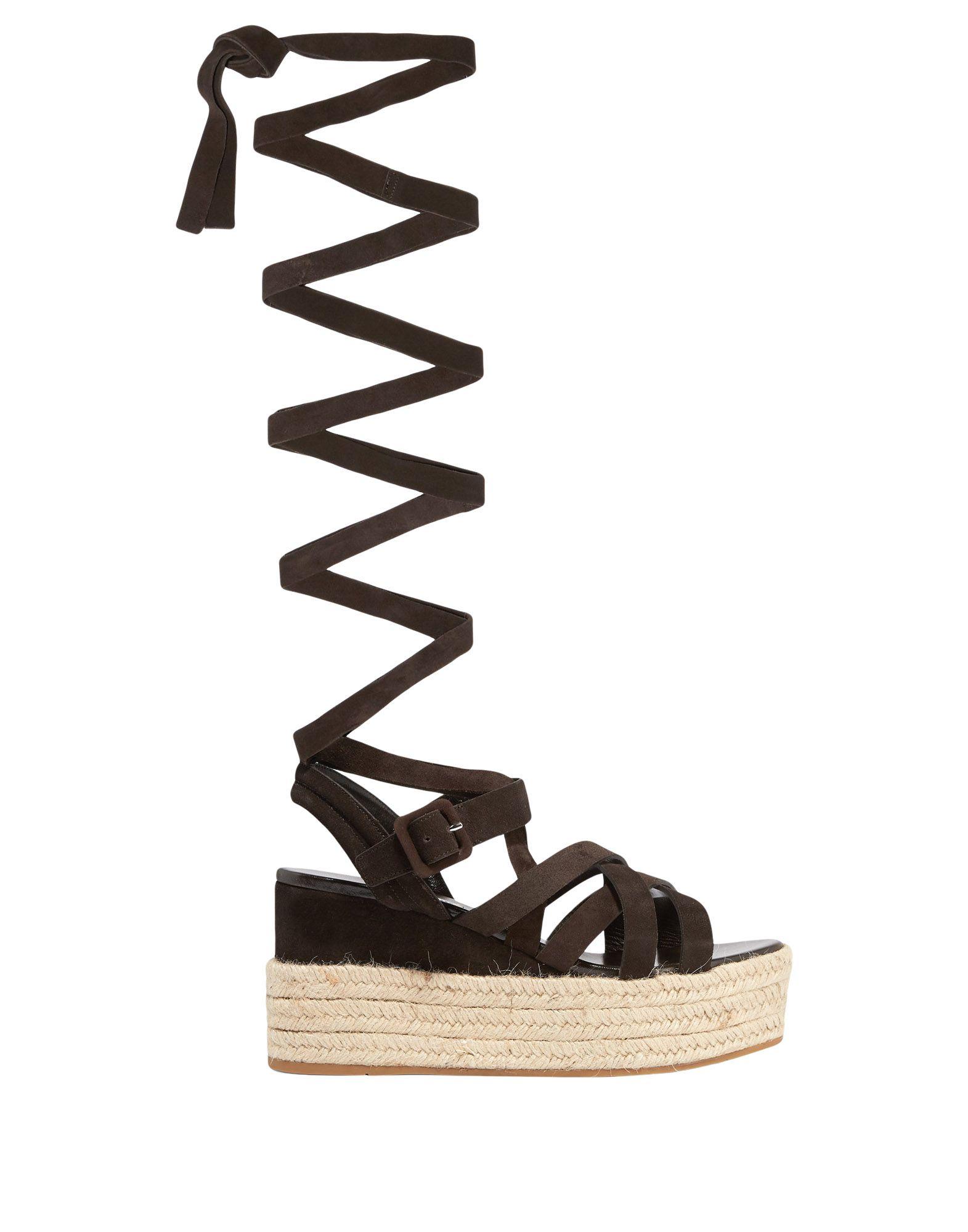 Rabatt Schuhe Miu Miu Sandalen Damen  11515916II