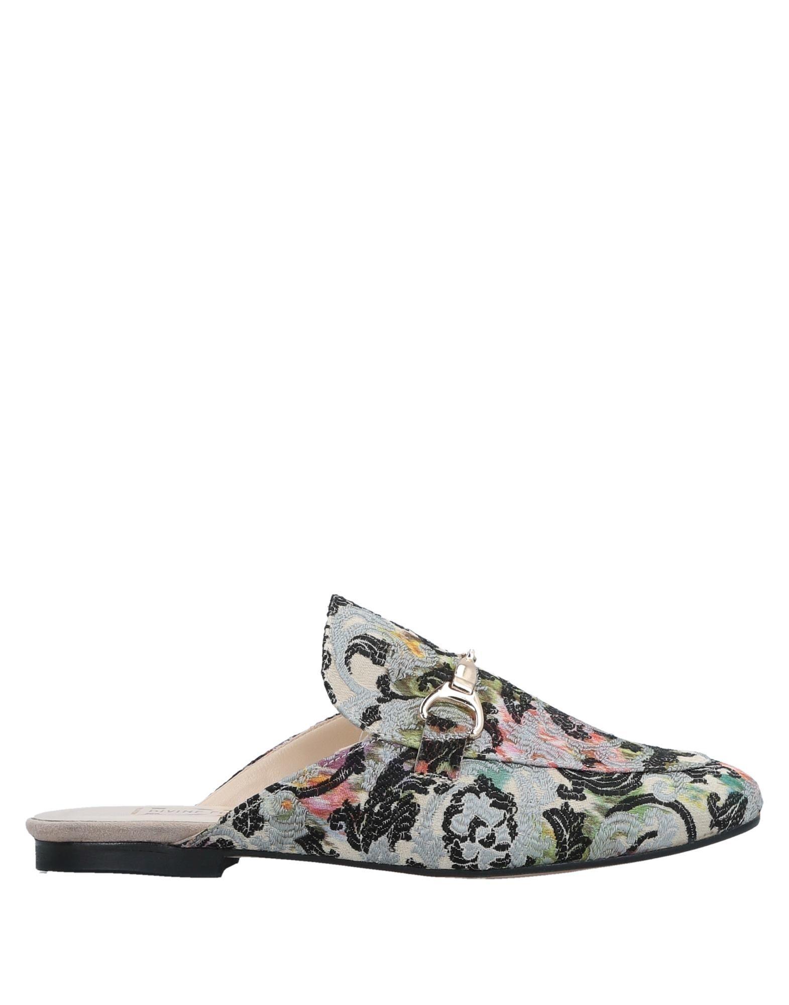 Divine Follie Pantoletten Damen  11515957FH Gute Qualität beliebte Schuhe