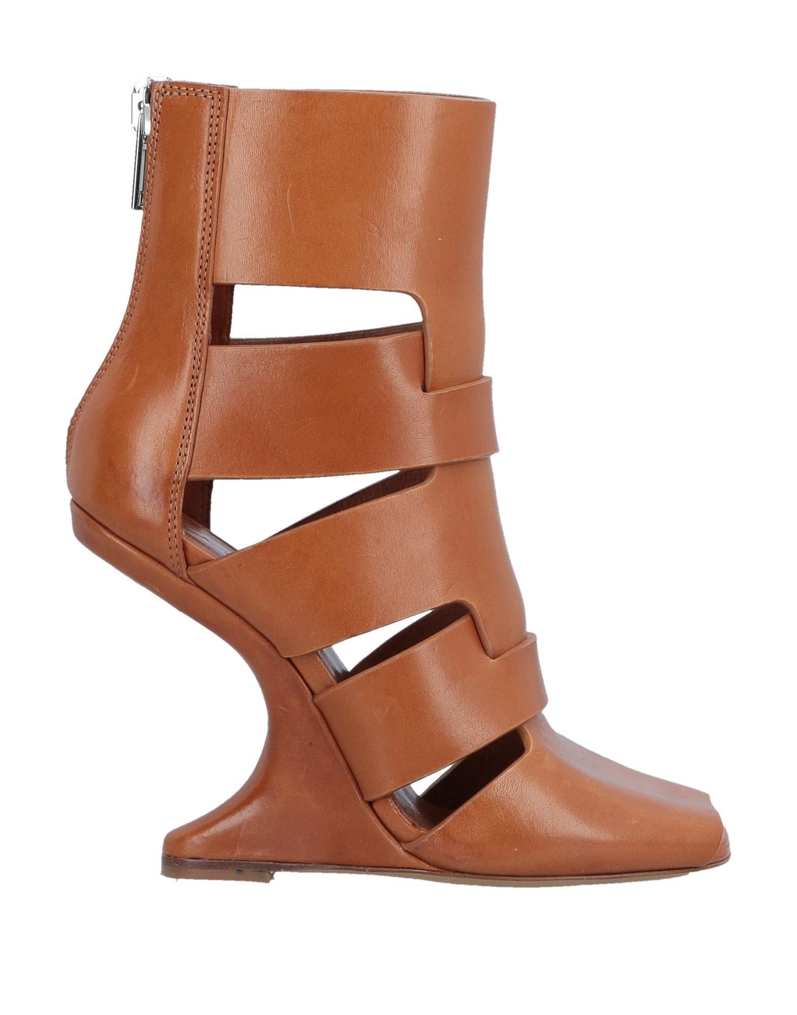 Rick Owens Stiefelette Damen  11515989JMGünstige gut aussehende Schuhe