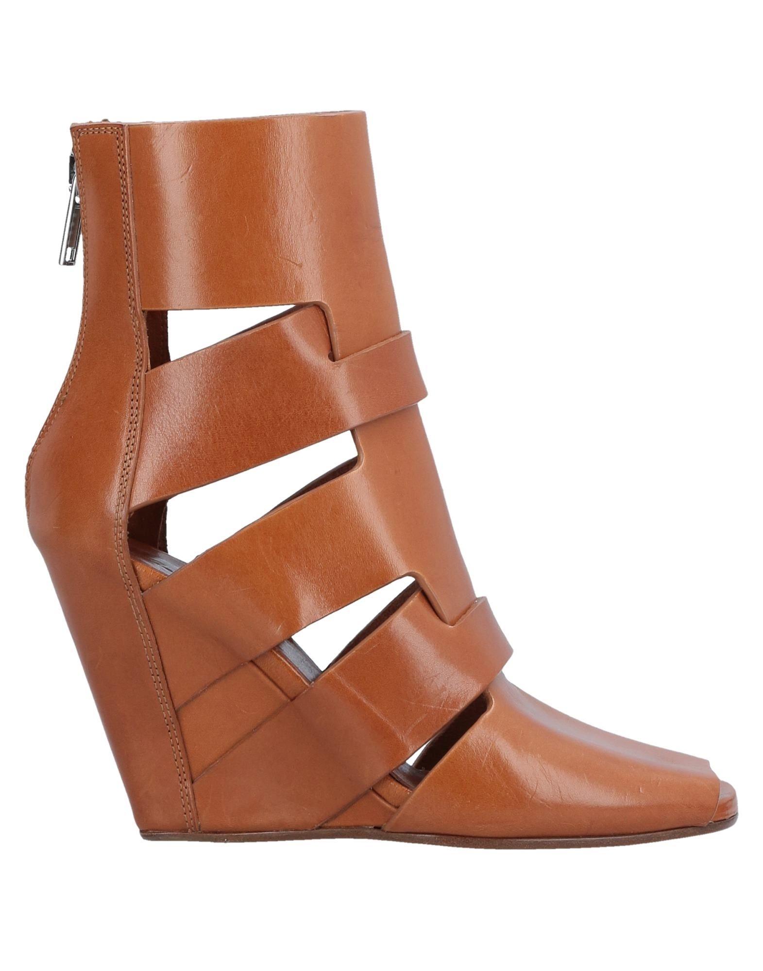 Rick Owens Stiefelette Damen  11516002VMGünstige gut aussehende Schuhe