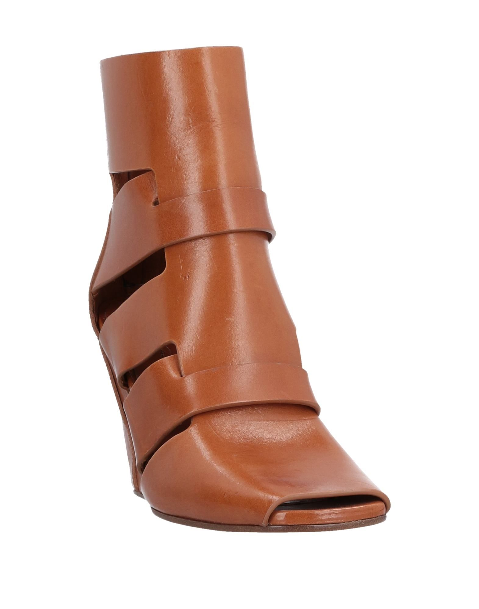 Rick Owens gut Stiefelette Damen  11516002VMGünstige gut Owens aussehende Schuhe 300a58