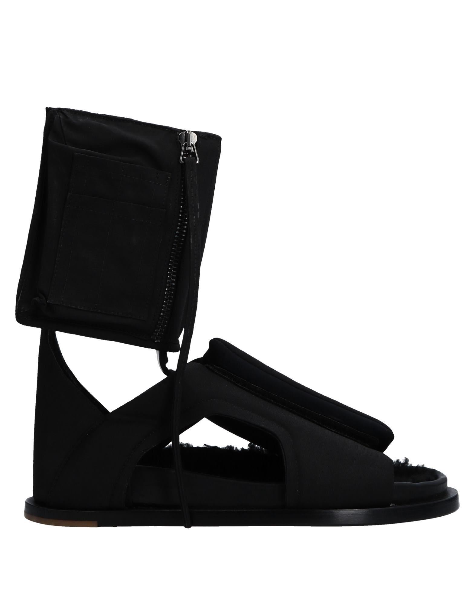 Rick Owens Stiefelette Damen  aussehende 11516006CJGünstige gut aussehende  Schuhe e5d077