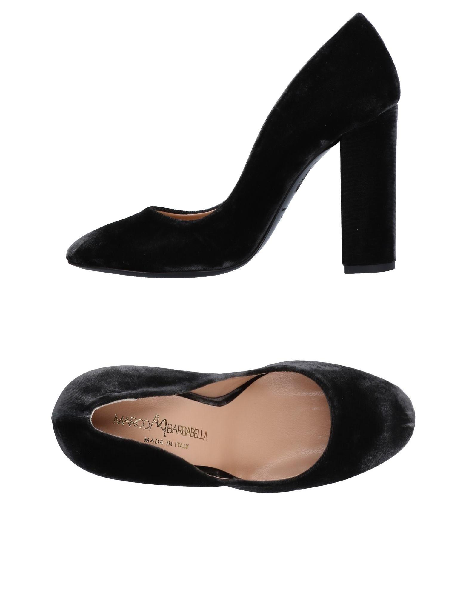 Marco Barbabella Pumps Damen  11516074DKGut aussehende strapazierfähige Schuhe