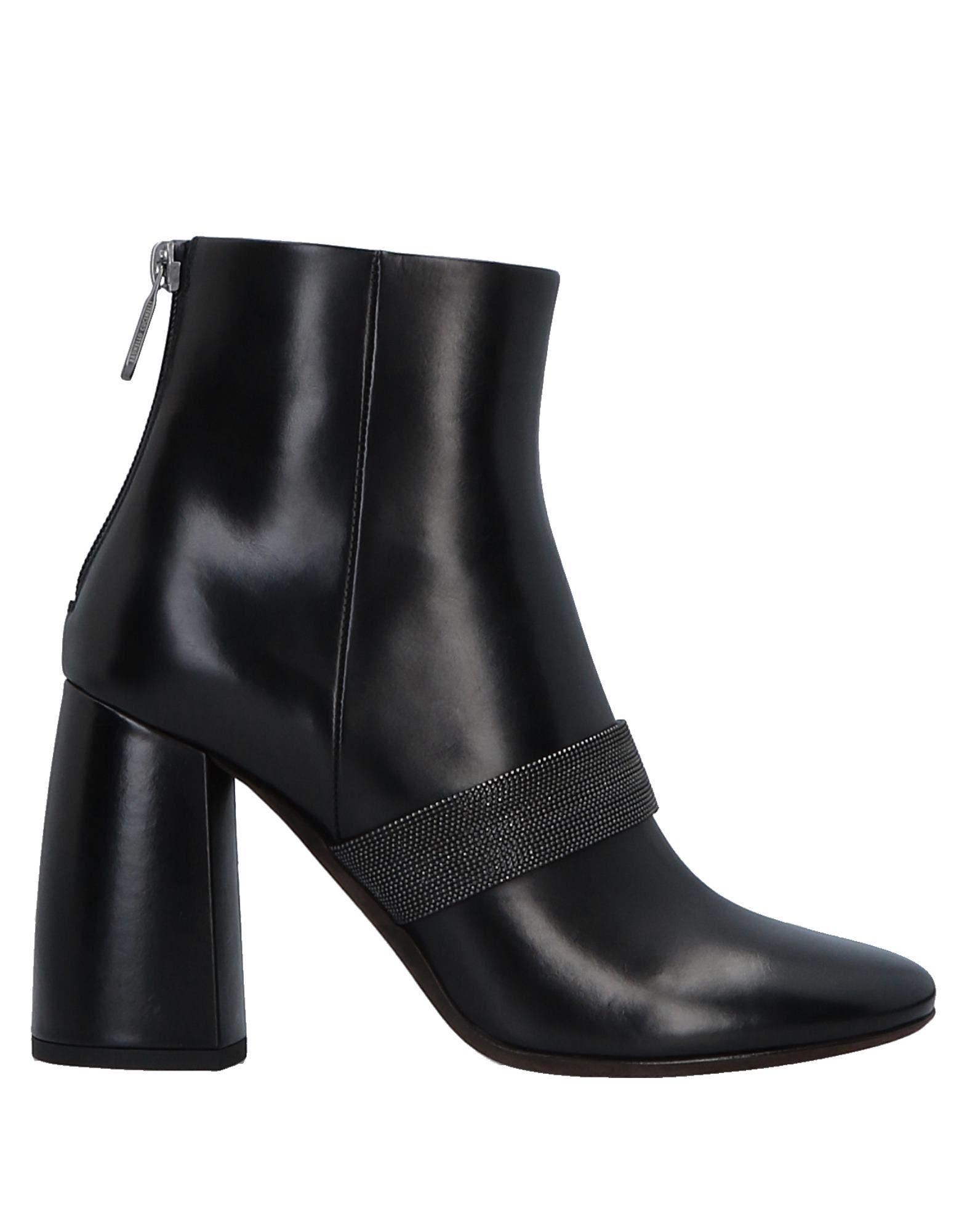 Brunello Cucinelli Stiefelette Damen  11516127BGGünstige gut aussehende Schuhe