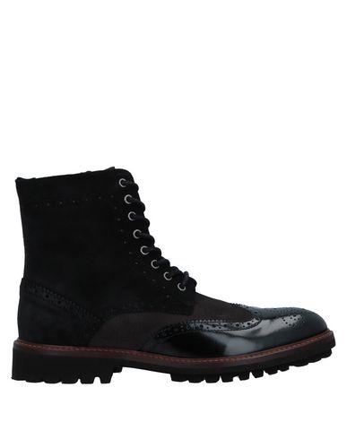Descuento por tiempo limitado Botín Trussardi Jeans Hombre - - Botines Trussardi Jeans - Hombre 11516163KR Negro 9701f0