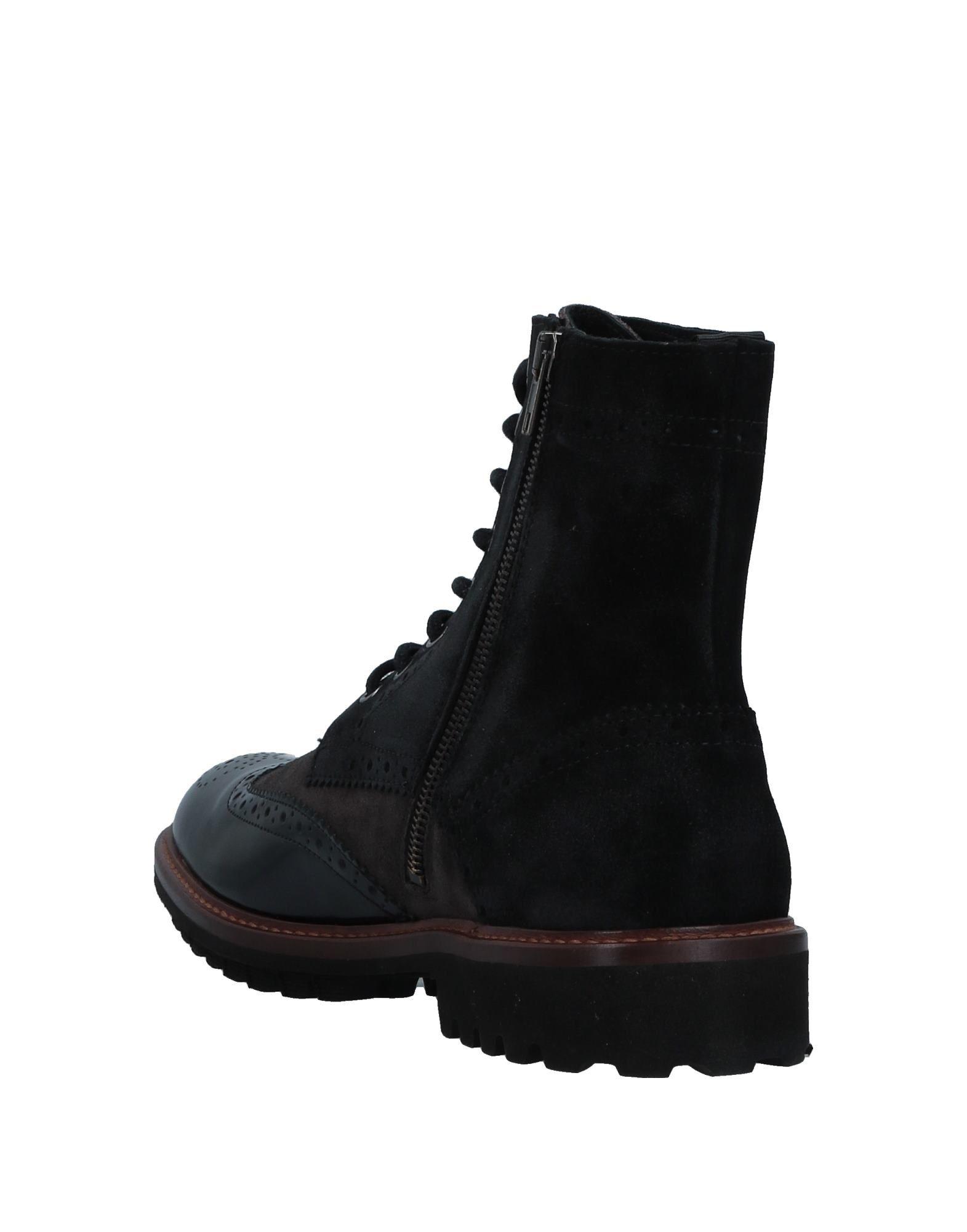 Rabatt Stiefelette echte Schuhe Trussardi Jeans Stiefelette Rabatt Herren  11516163KR 5c7ef1