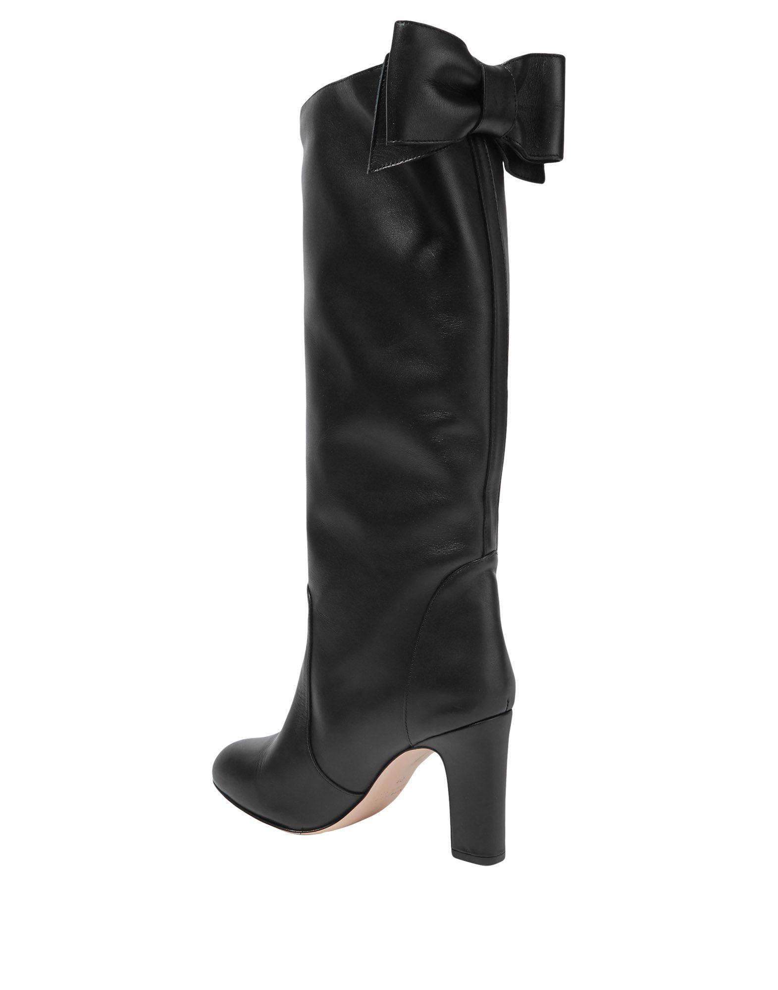 Rabatt Schuhe Red(V) Stiefel Damen  11516169VU