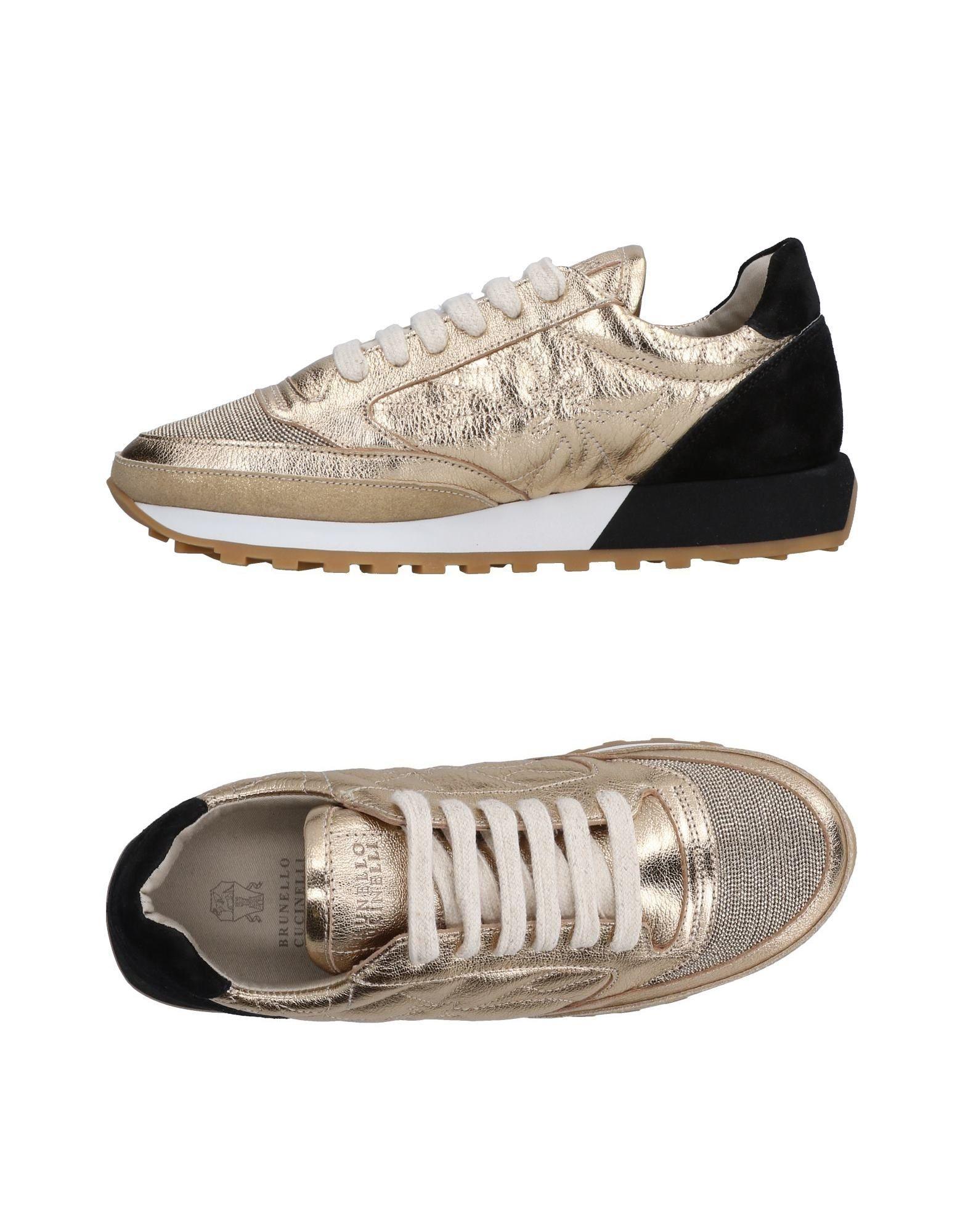 Brunello Cucinelli Sneakers Damen  11516173BRGünstige gut aussehende Schuhe