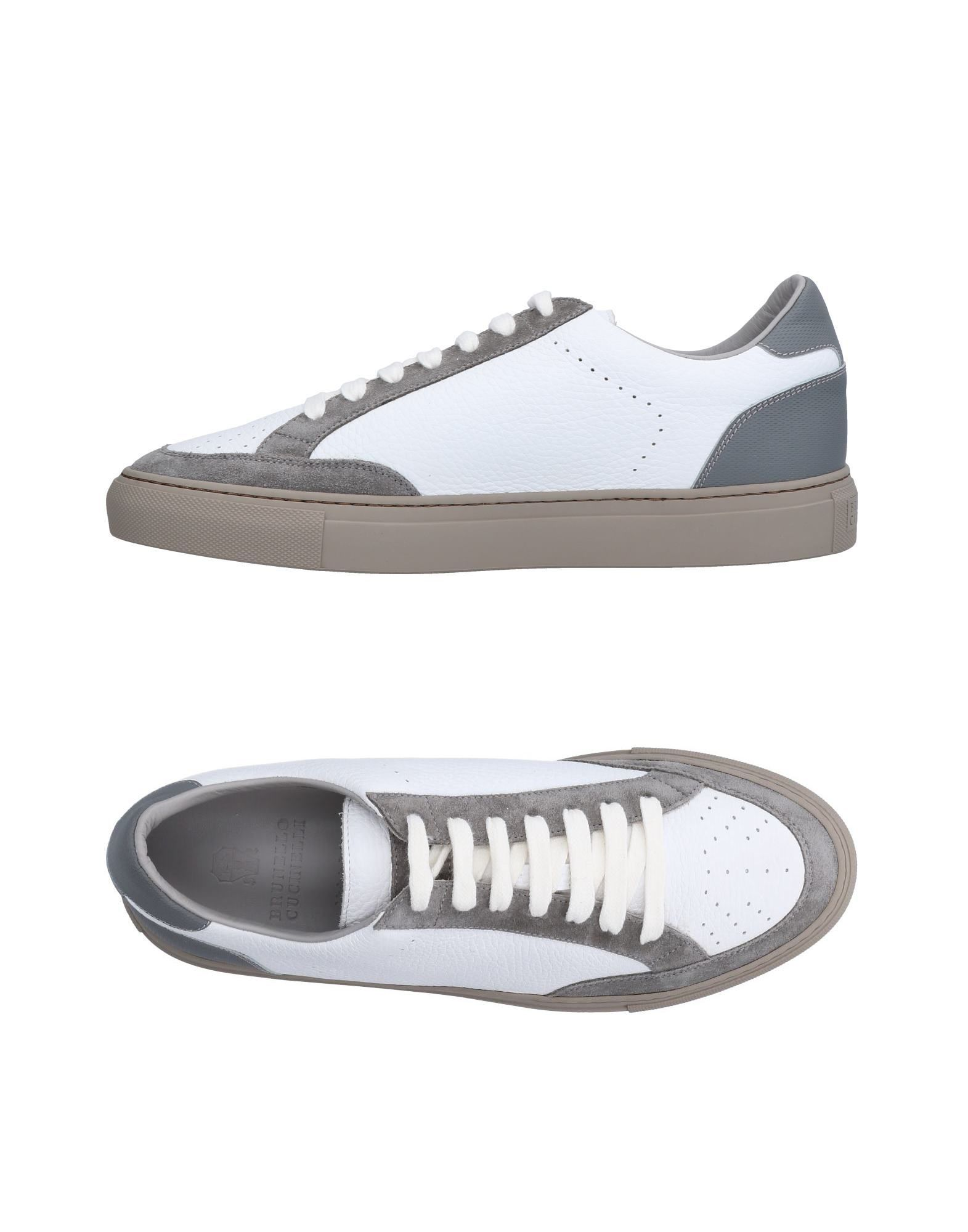 Brunello Cucinelli Sneakers Schuhe Herren  11516211DV Neue Schuhe Sneakers 720e0d