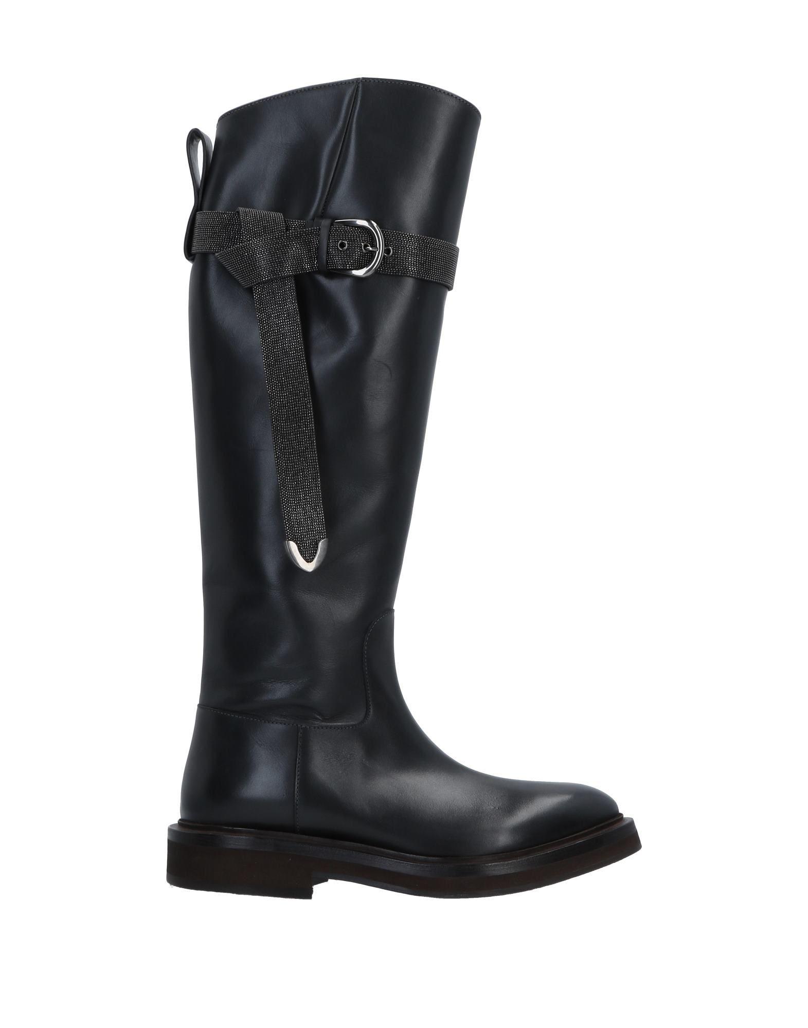 Brunello Cucinelli Stiefel Damen  11516283XL Neue Schuhe