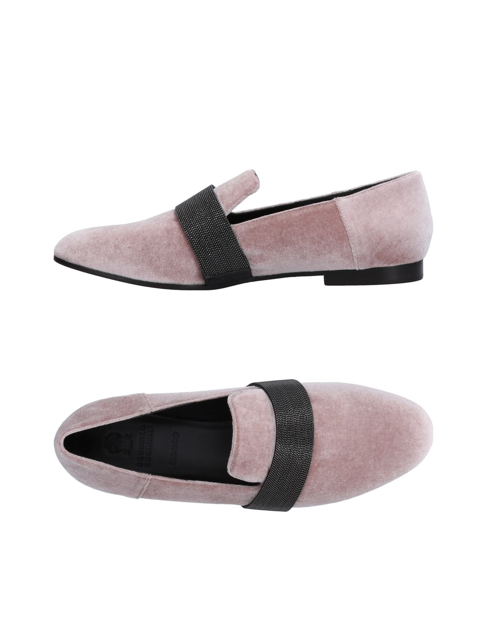 Brunello Cucinelli Mokassins Damen  11516356PQGünstige gut aussehende Schuhe