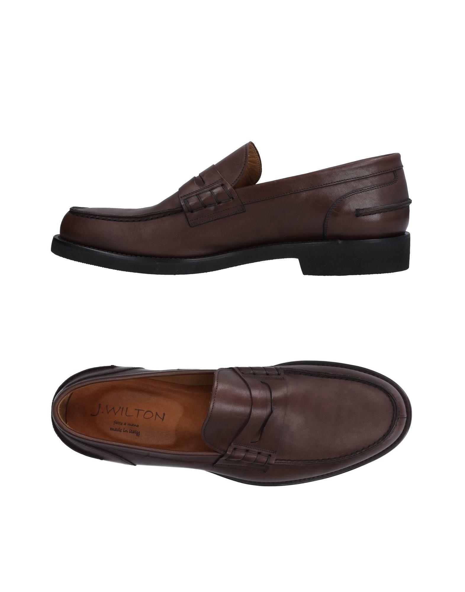 Rabatt echte Schuhe J.Wilton Mokassins Herren  11516408SX