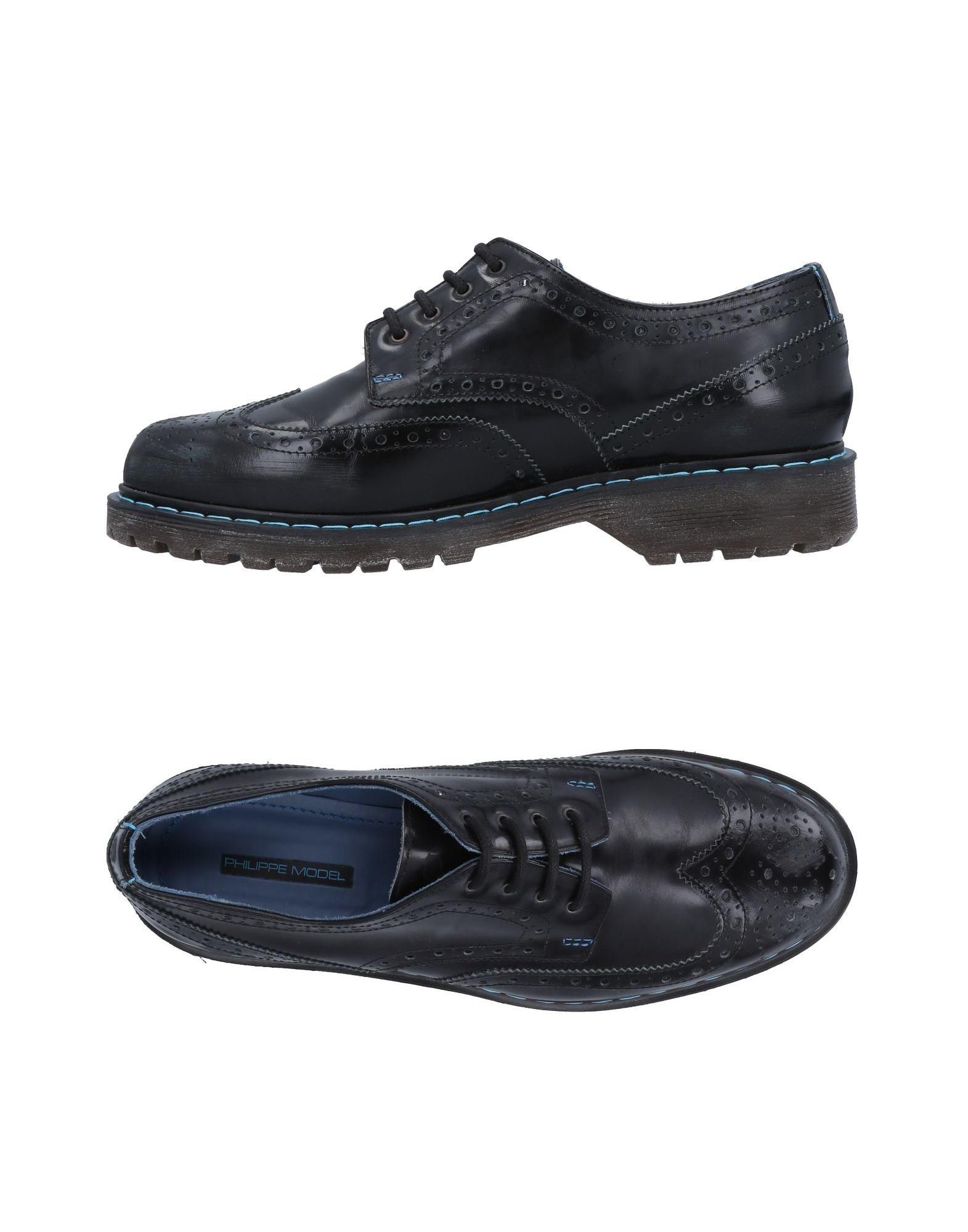 Philippe Model Schnürschuhe Herren  11516417PU Gute Qualität beliebte Schuhe