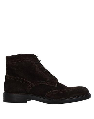 Zapatos cómodos y versátiles Botín Hundred 100 Hombre - Botines Hundred 100 - 11516518QX Café