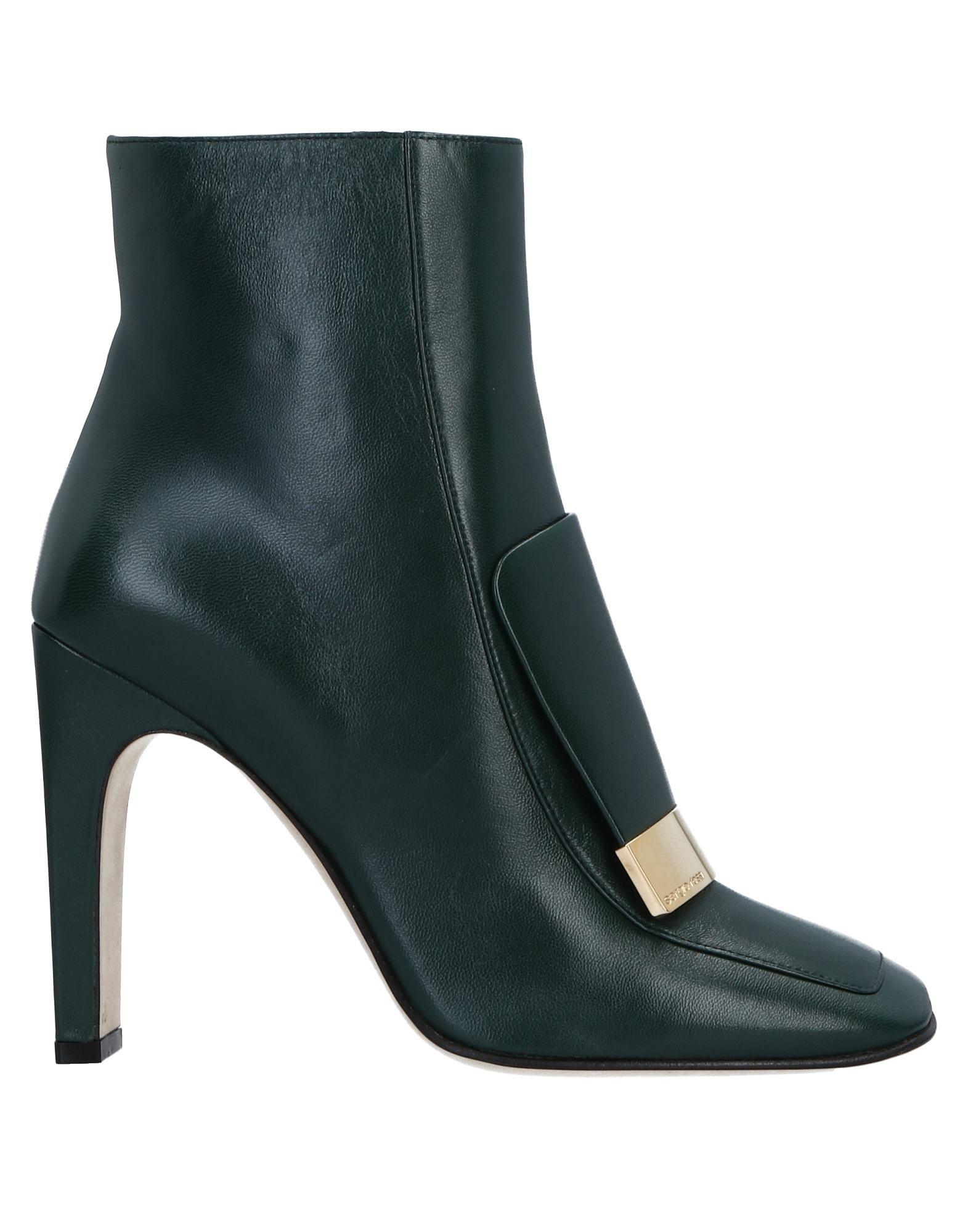 Sergio Rossi Stiefelette Damen  11516568EQGünstige gut aussehende Schuhe