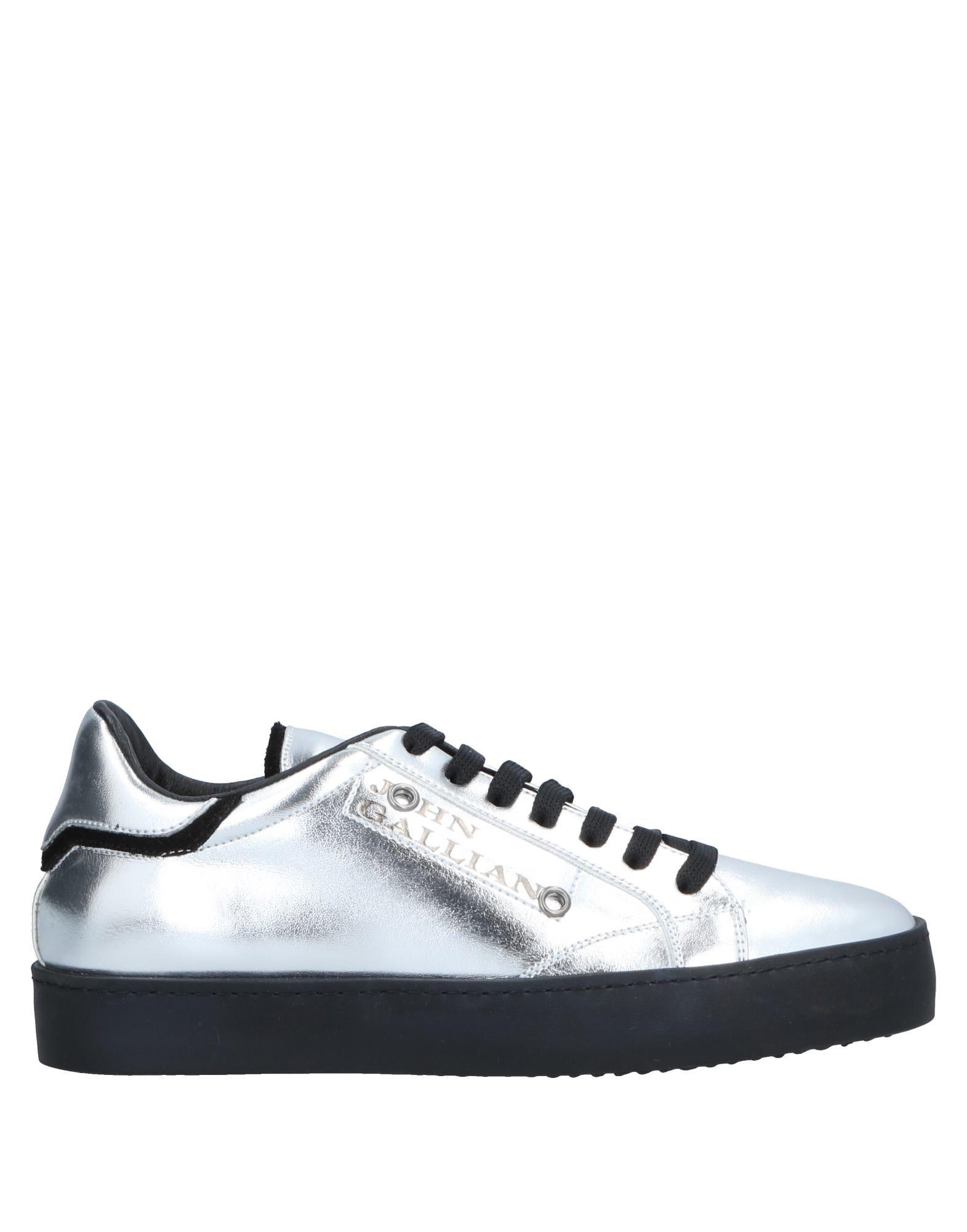 Rabatt Schuhe John Galliano Sneakers Damen  11516637PC