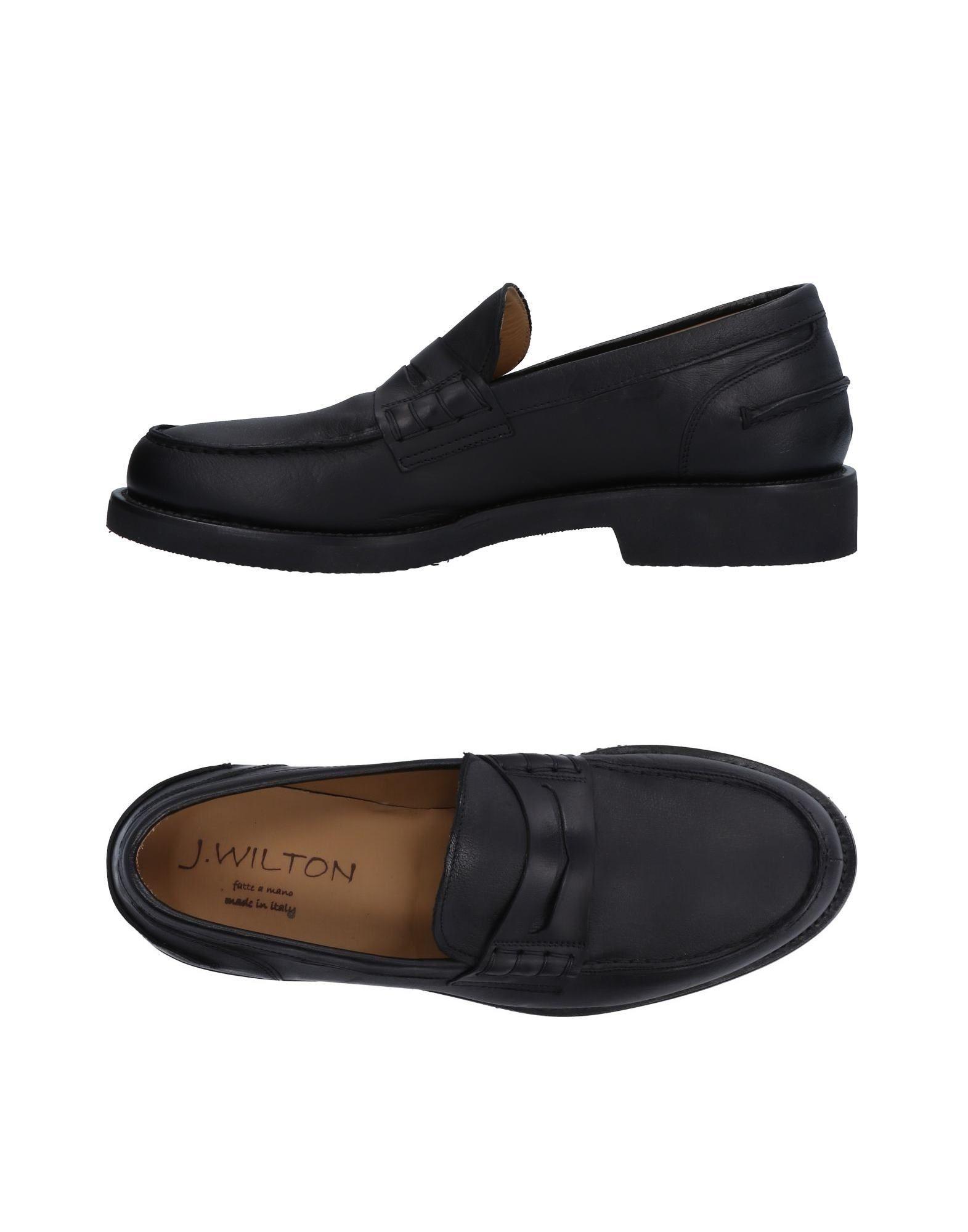 Rabatt echte Schuhe J.Wilton Mokassins Herren  11516686VS