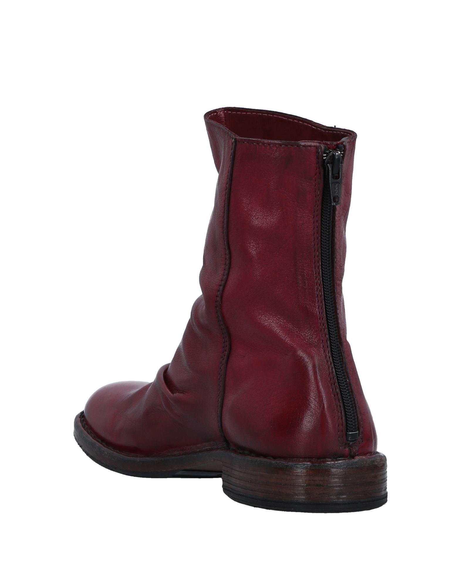 Rabatt Schuhe 11516691JT Moma Stiefelette Damen  11516691JT Schuhe f64550