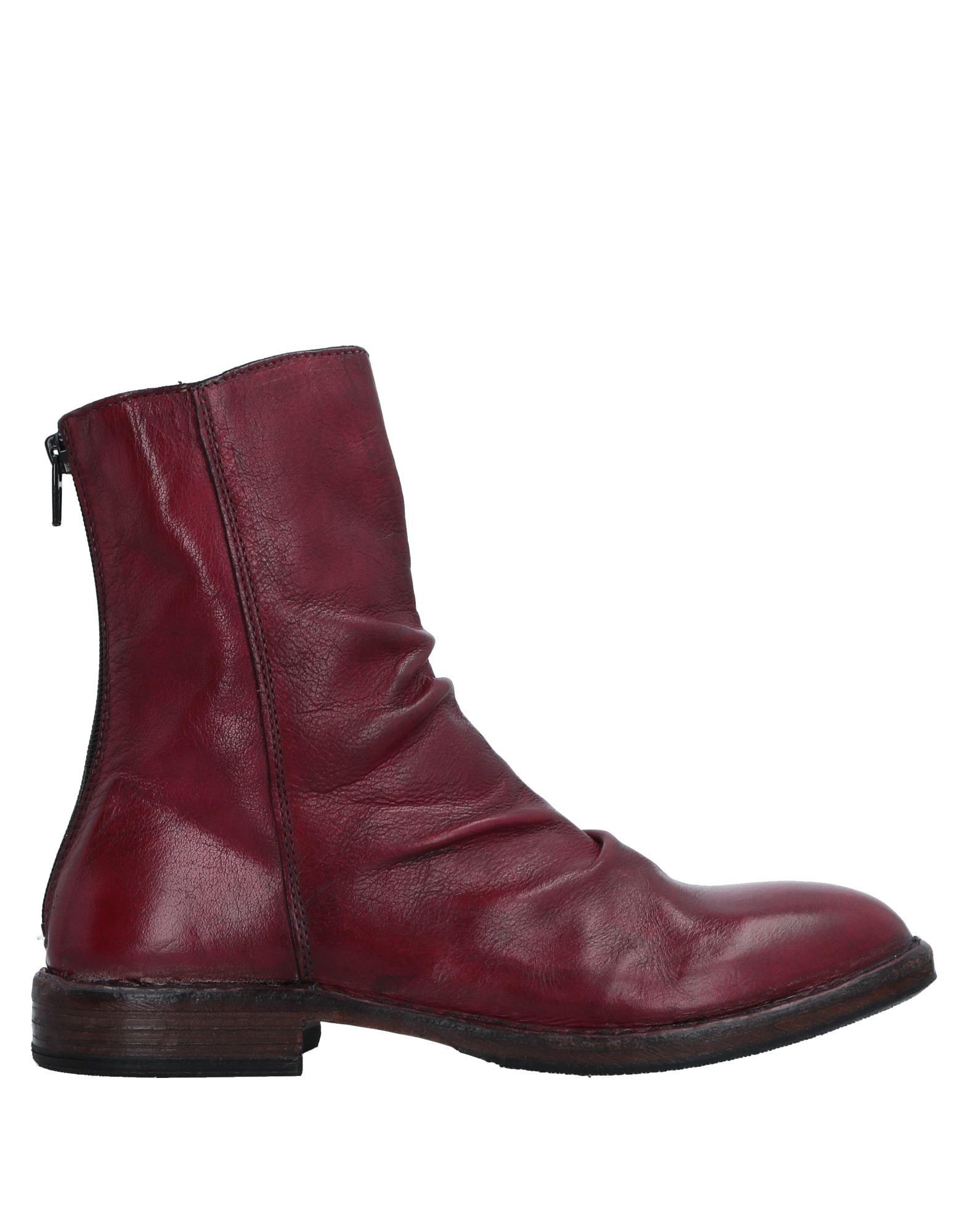 Rabatt Schuhe Moma Stiefelette Damen  11516691JT