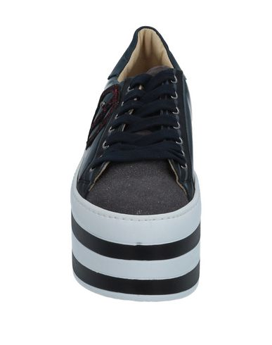 Ebarrito Sneakers Donna Scarpe Nero