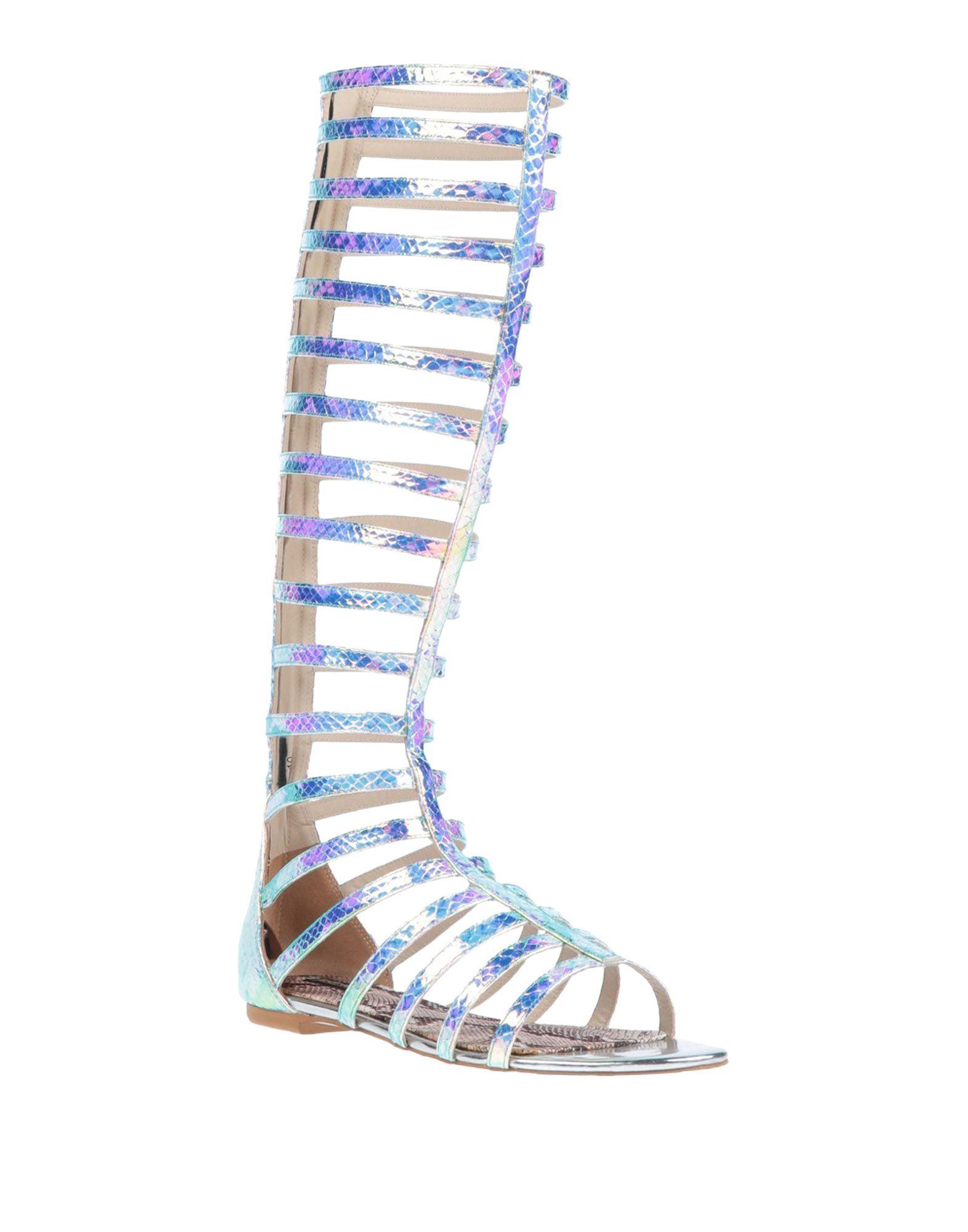 Just Cavalli Sandalen Damen strapazierfähige  11516749XKGut aussehende strapazierfähige Damen Schuhe 99a4e0