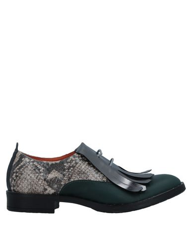 Zapatos de hombres y mujeres de moda casual Zapato De Cordones Ebarrito Mujer - Zapatos De Cordones Ebarrito - 11516759UF Verde petróleo
