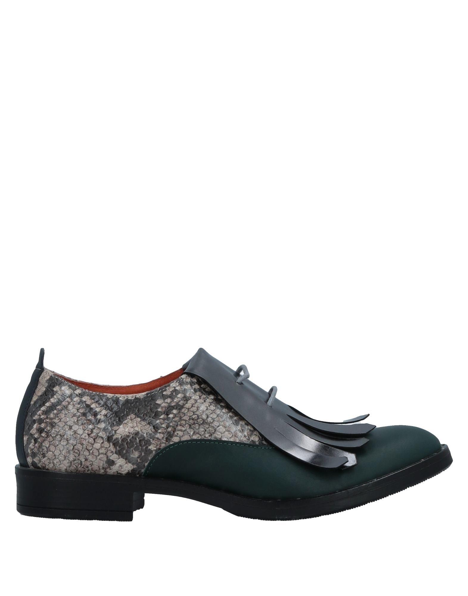 Gut um billige Schuhe zu tragenEbarrito Schnürschuhe Damen  11516759UF