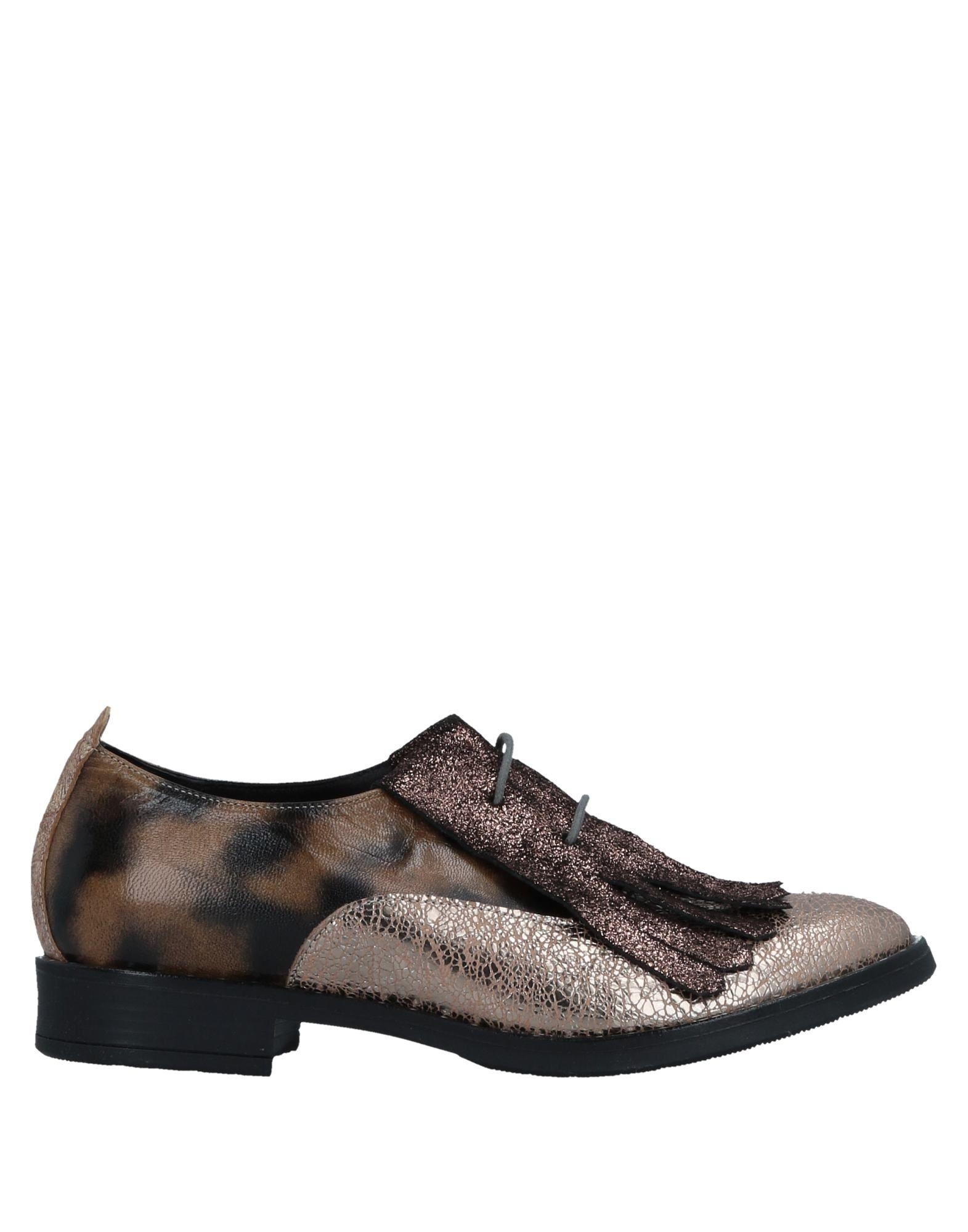 Gut um billige Schuhe zu tragenEbarrito Schnürschuhe Damen  11516768RS